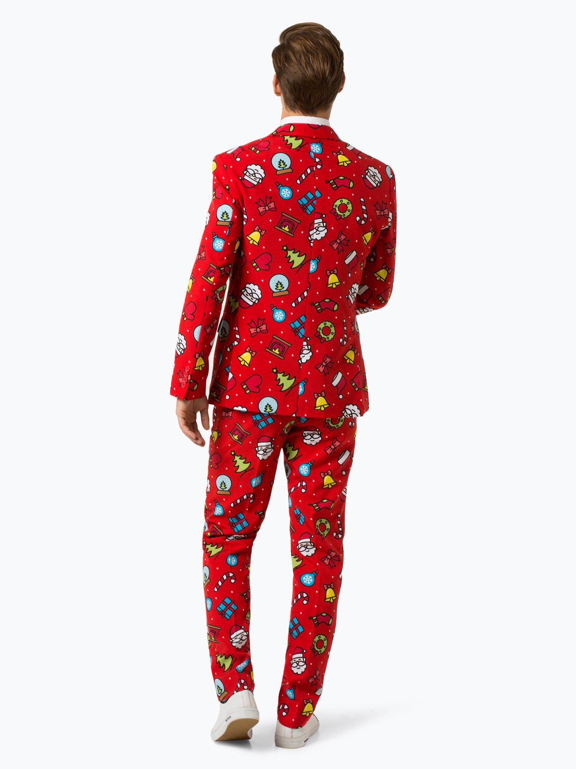 b3e428d253c38 OppoSuits Garnitur męski z krawatem – Dapper Decorator kup online ...