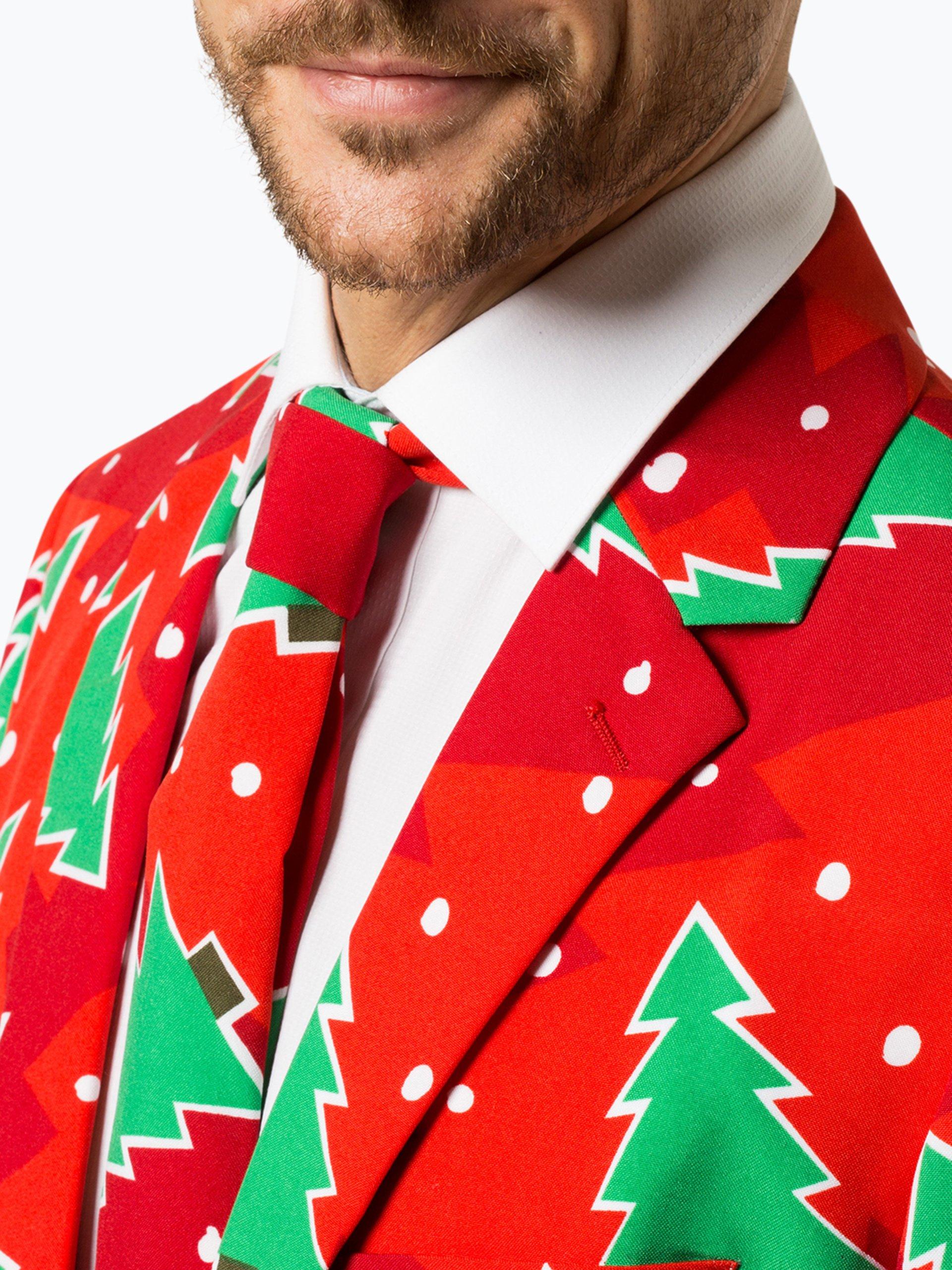 0d924afcad OppoSuits Garnitur męski z krawatem – Fine Pine kup online ...