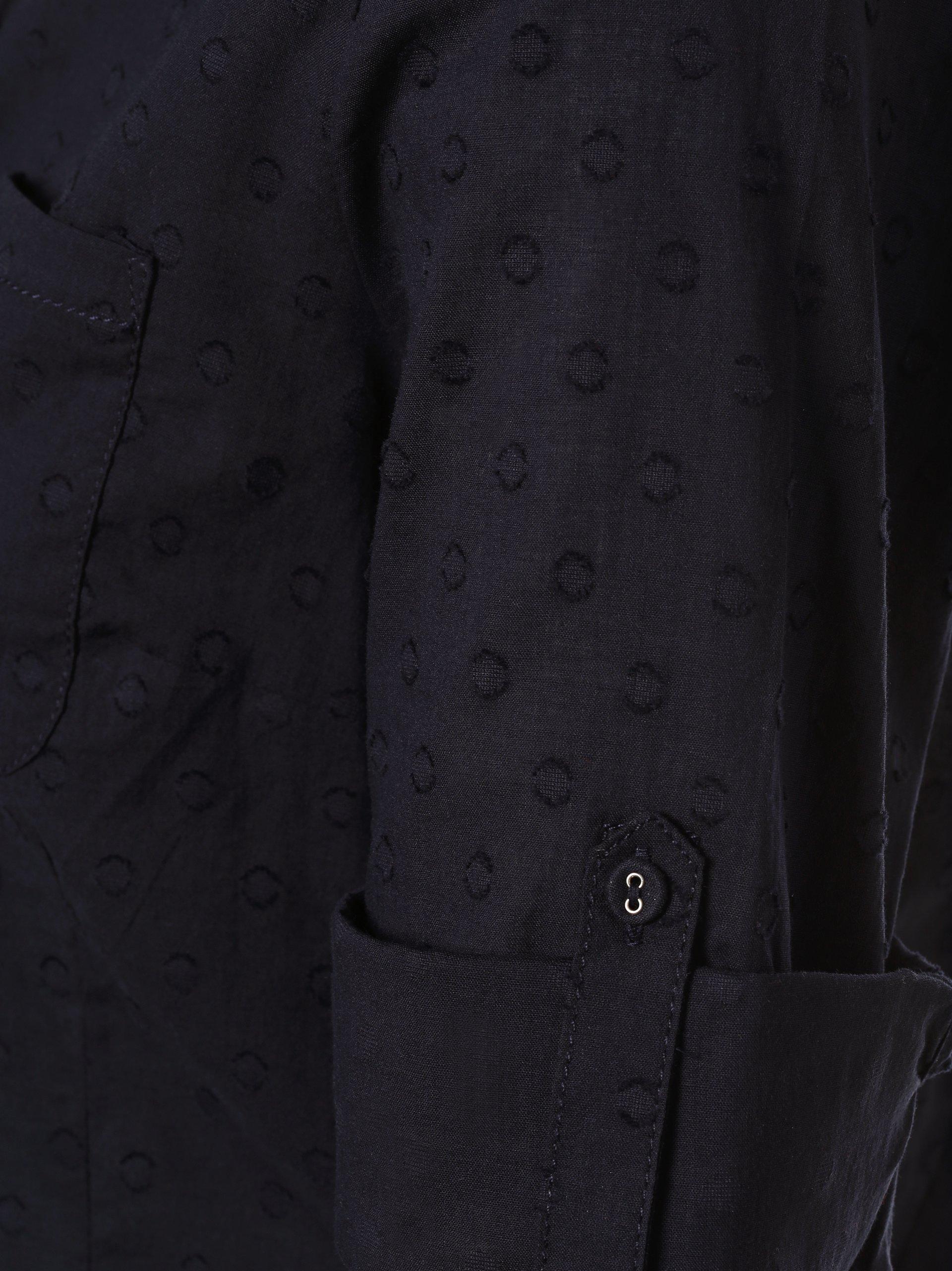 Opus Damen Bluse - Fadera Dobby Dot