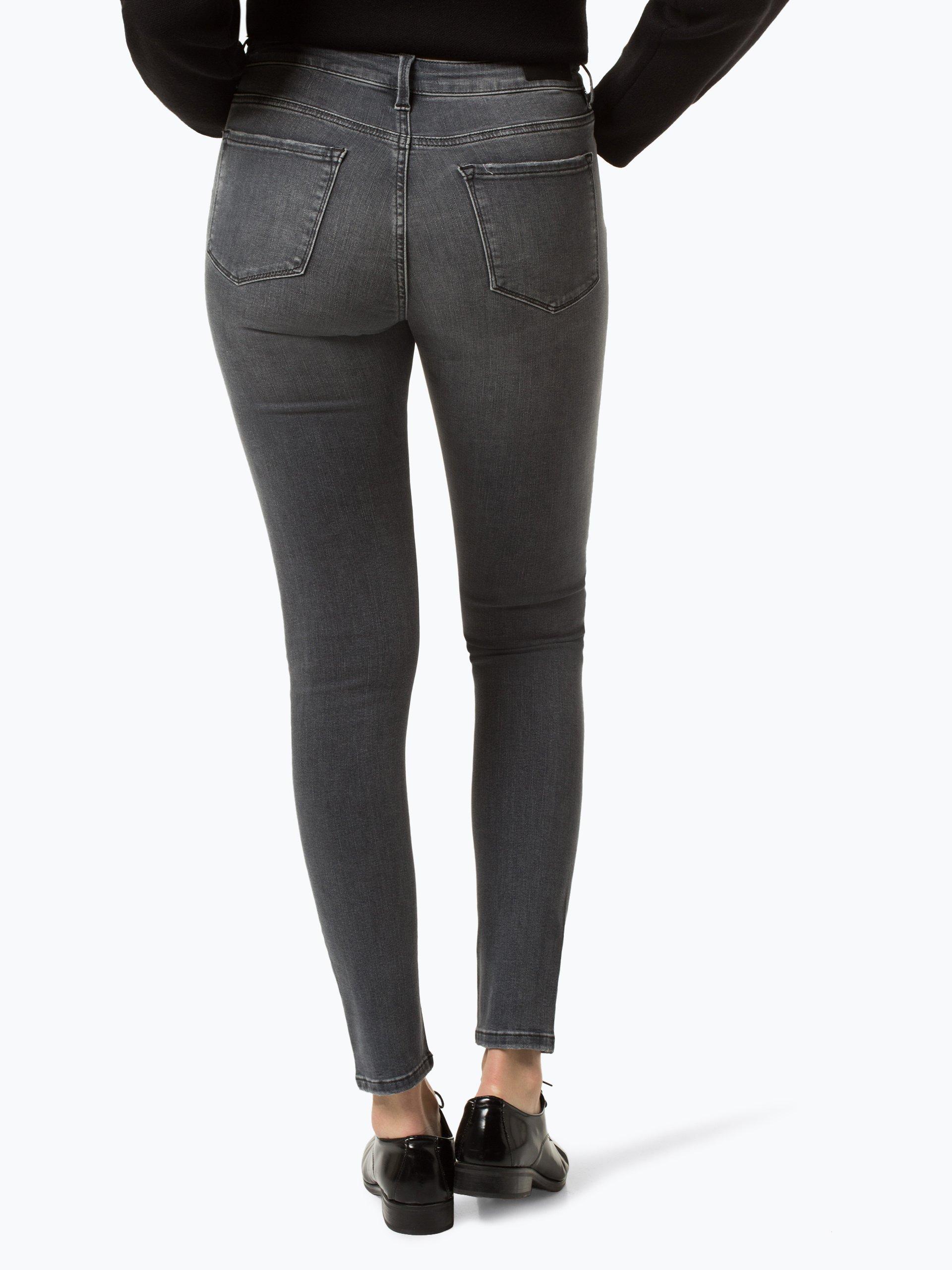 Opus Damen Jeans - Elma Glitter Stripe