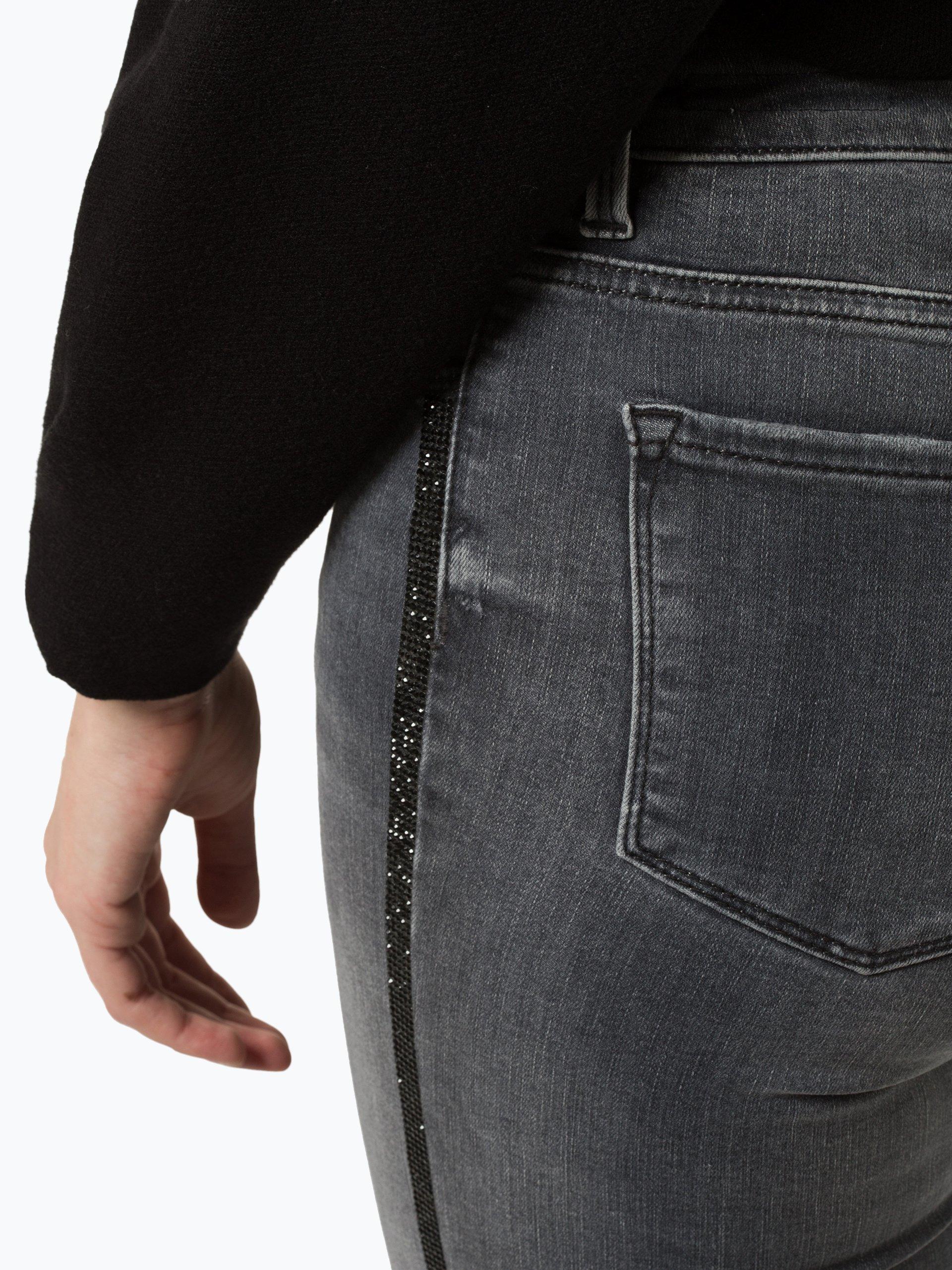 6be54d5a2fbb7 Opus Damen Jeans - Elma Glitter Stripe online kaufen