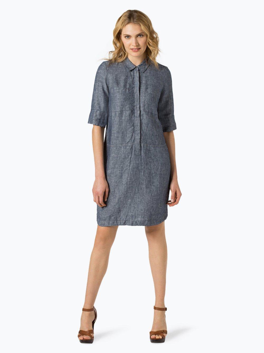 opus damen kleid aus leinen - willmar online kaufen | peek