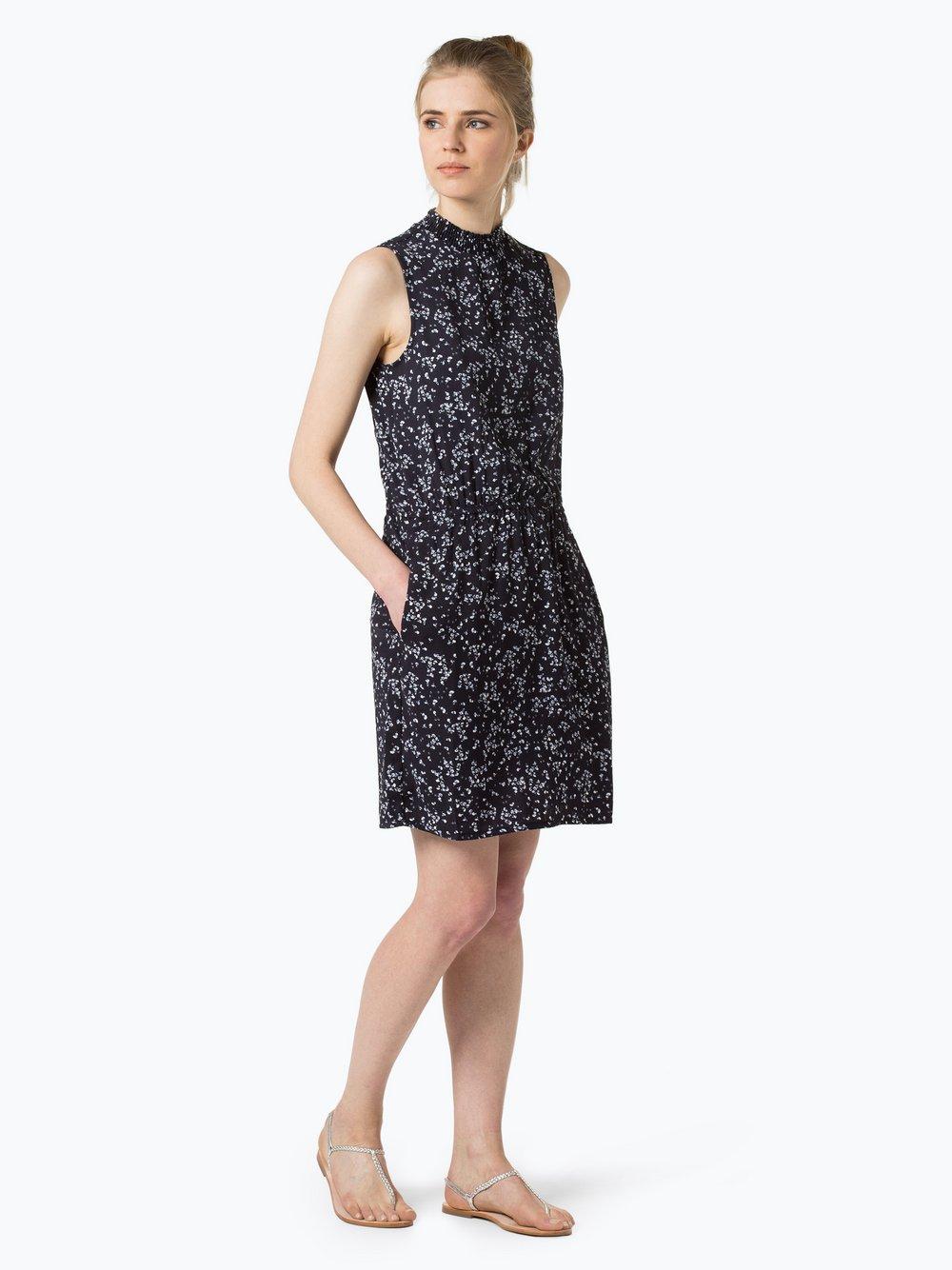 Opus Damen Kleid - Wilusa marine gemustert online kaufen | PEEK-UND ...