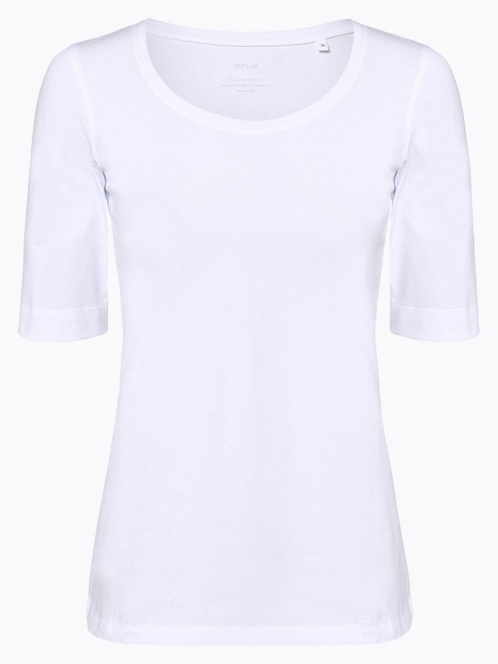 opus damen t shirt sanika