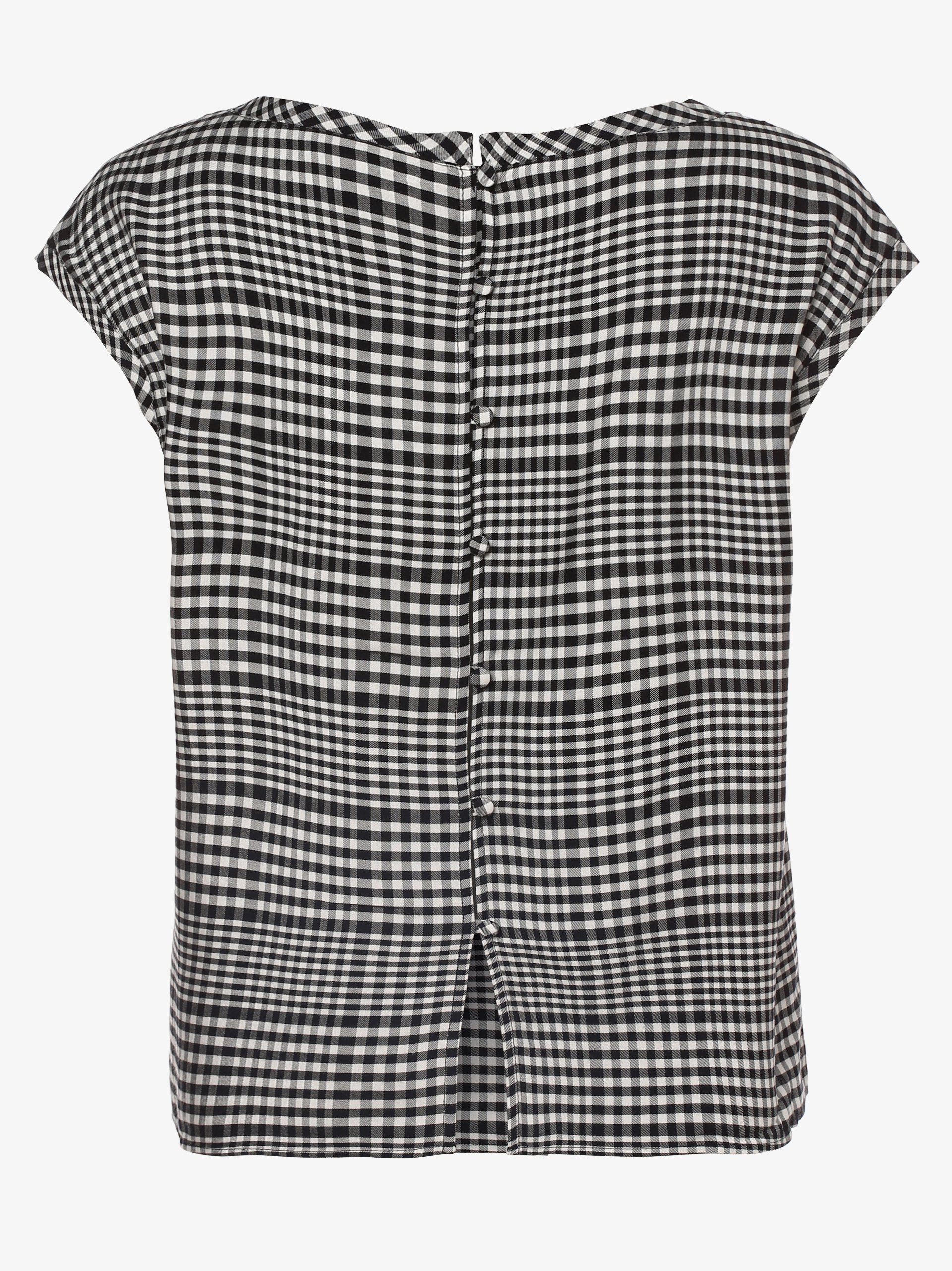 Opus Damska bluzka bez rękawów – Faune Check