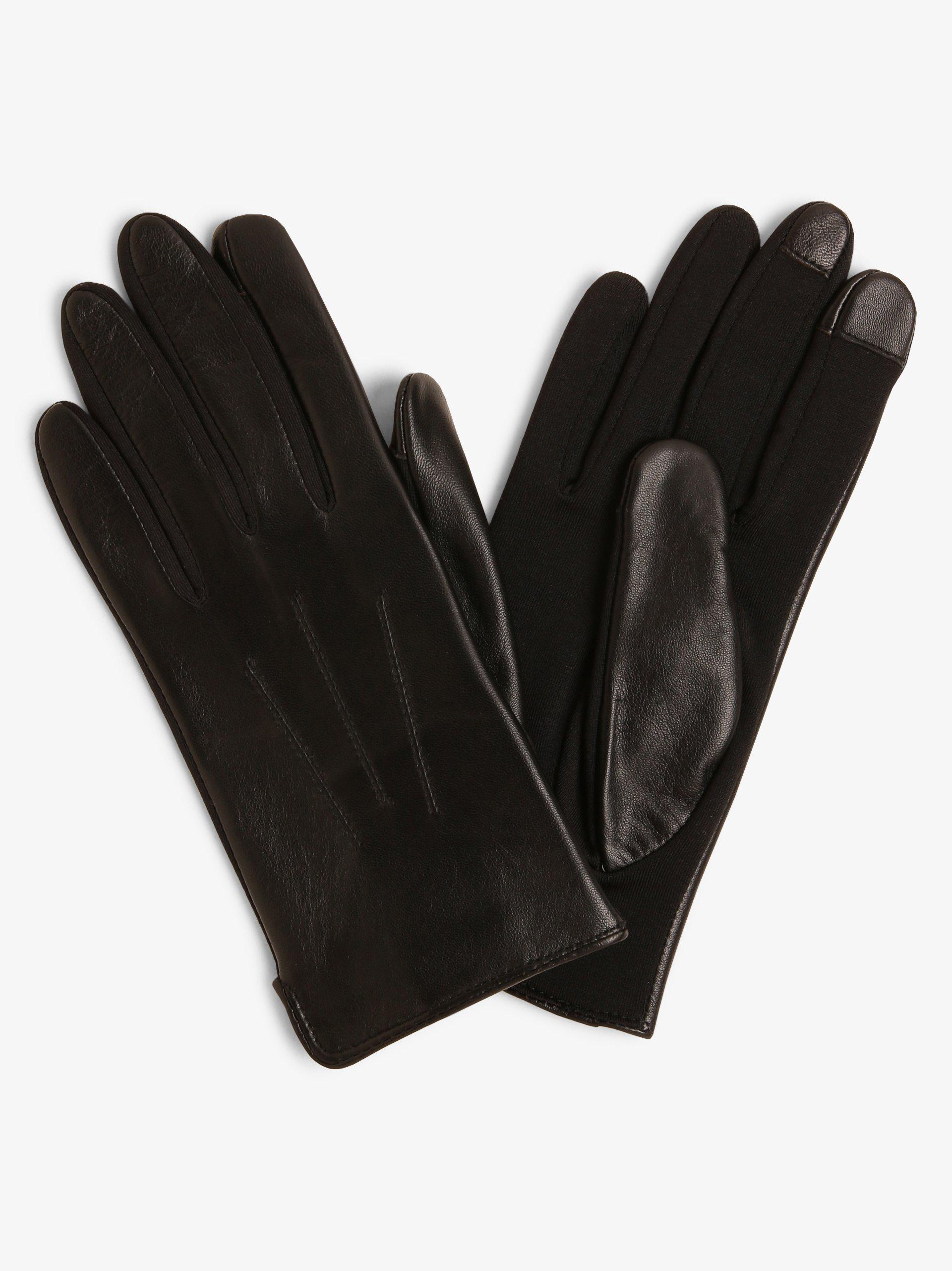 Otto Kessler Skórzane rękawiczki damskie – Mia