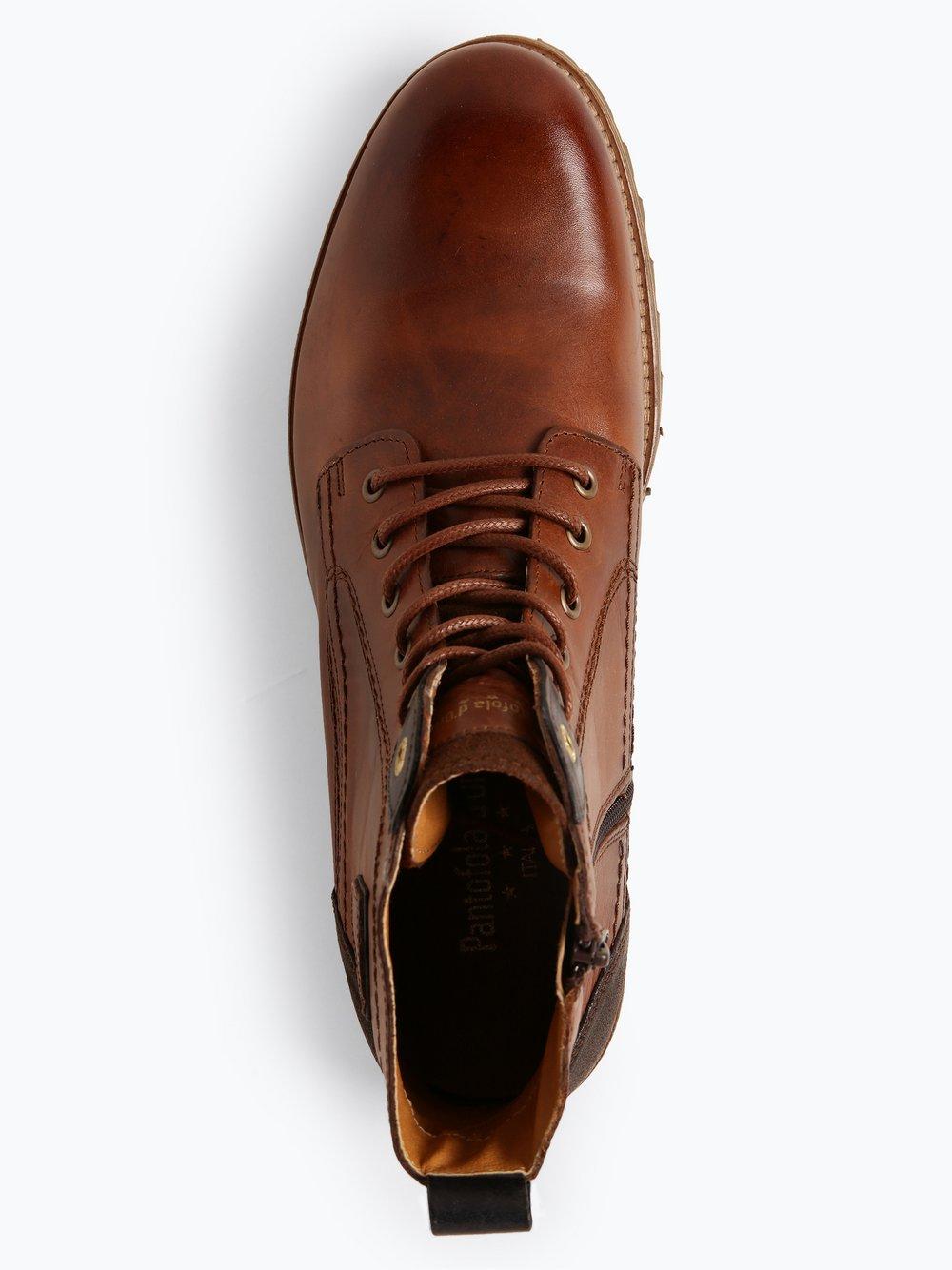 Boots Ponzamo Leder Herren Pantofola Aus D'oro Online UMpzVGqS