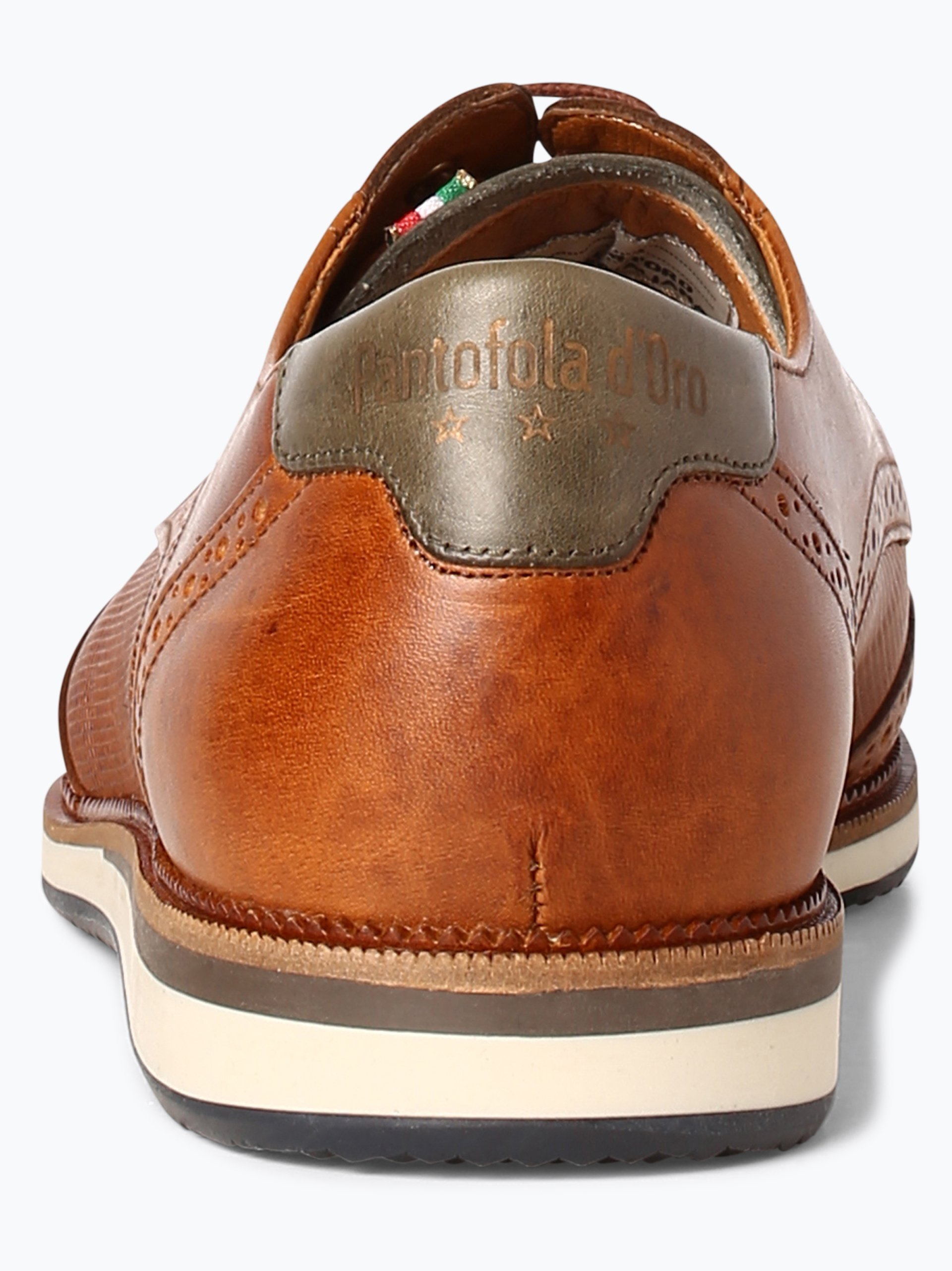 Pantofola d'Oro Herren Halbschuhe aus Leder Rubicon online
