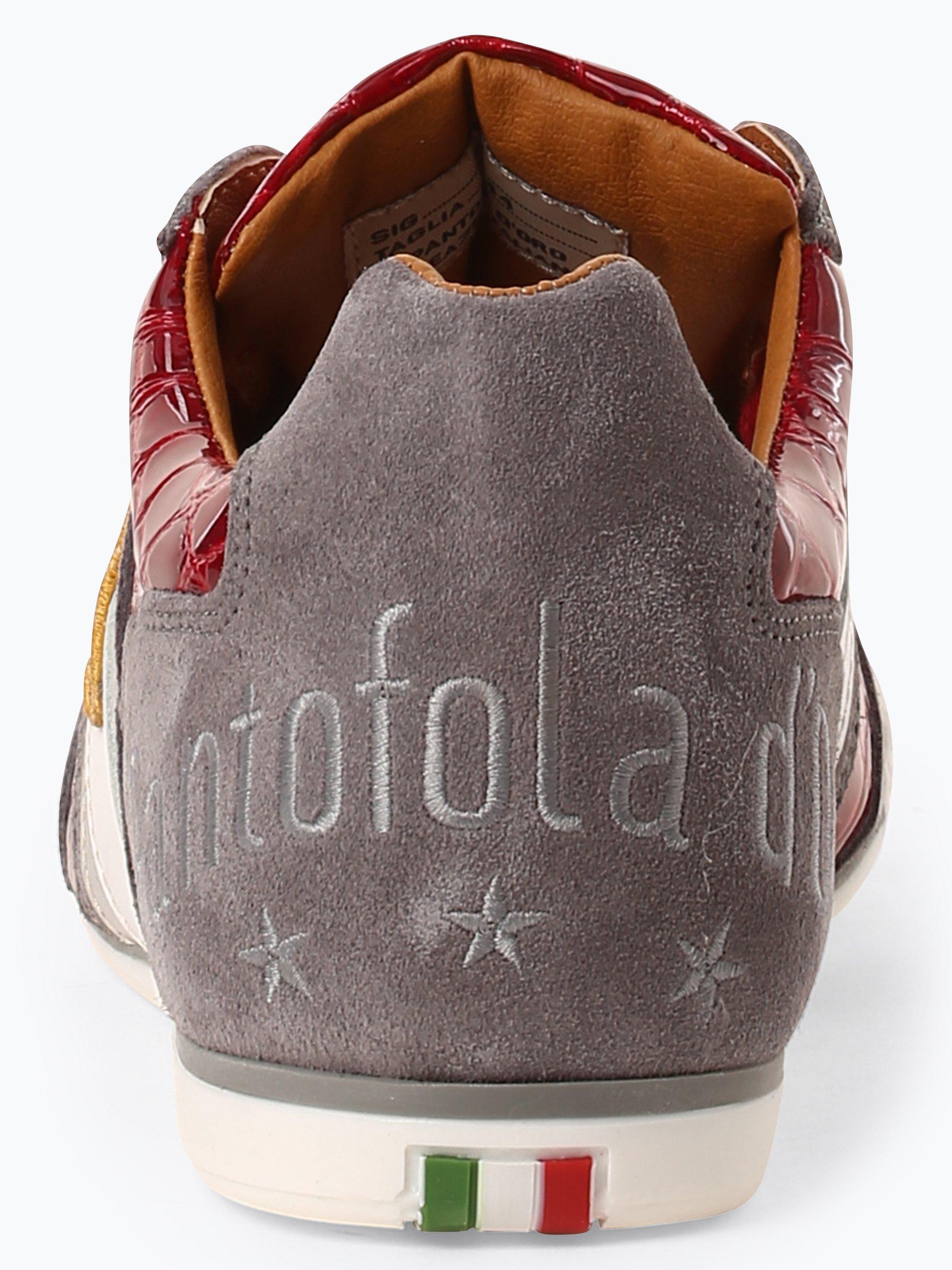 Pantofola d\'Oro Herren Sneaker aus Leder - Patent Uomo Low
