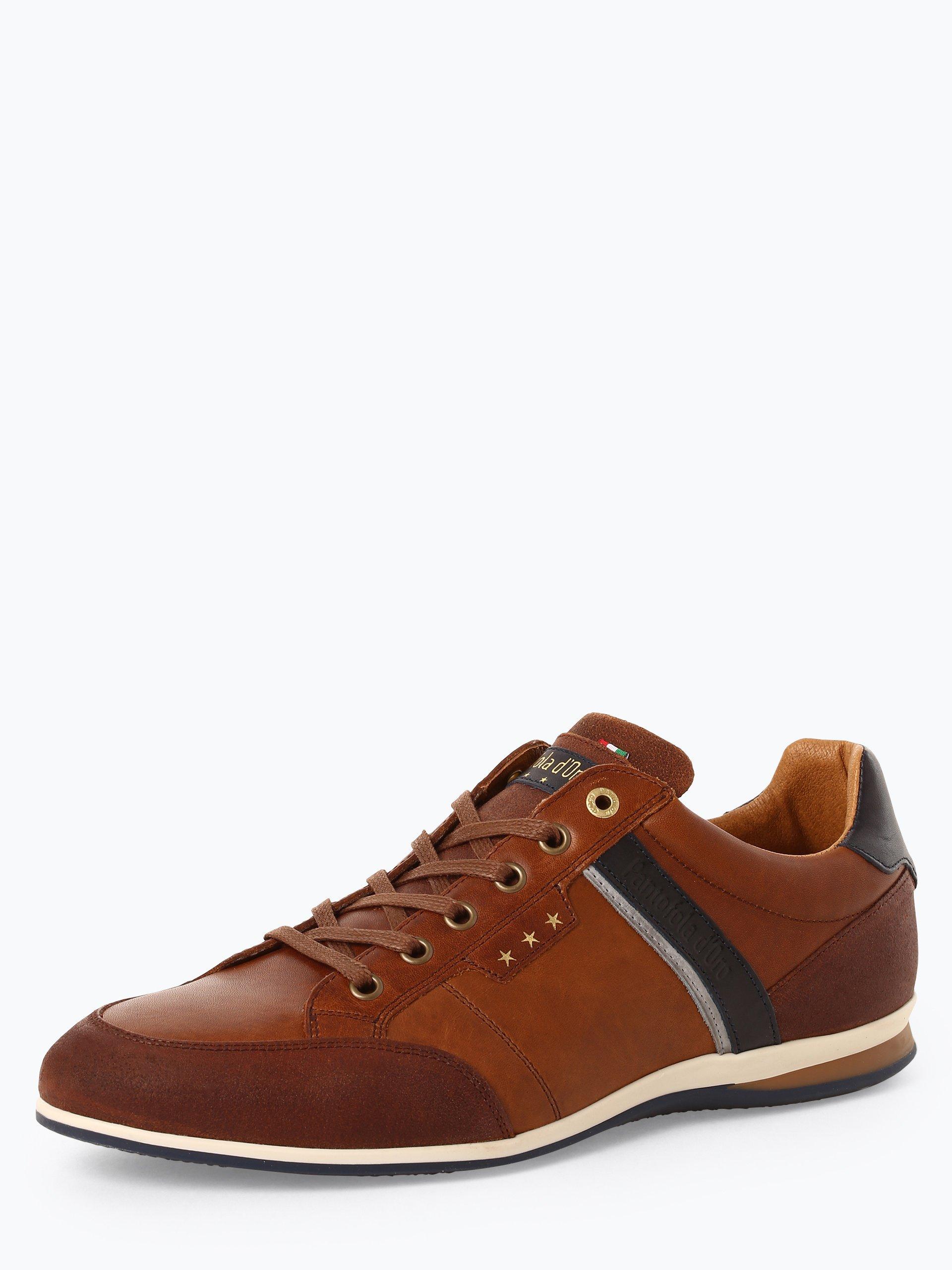 Pantofola d`Oro Herren Sneaker aus Leder - Roma Uomo Low