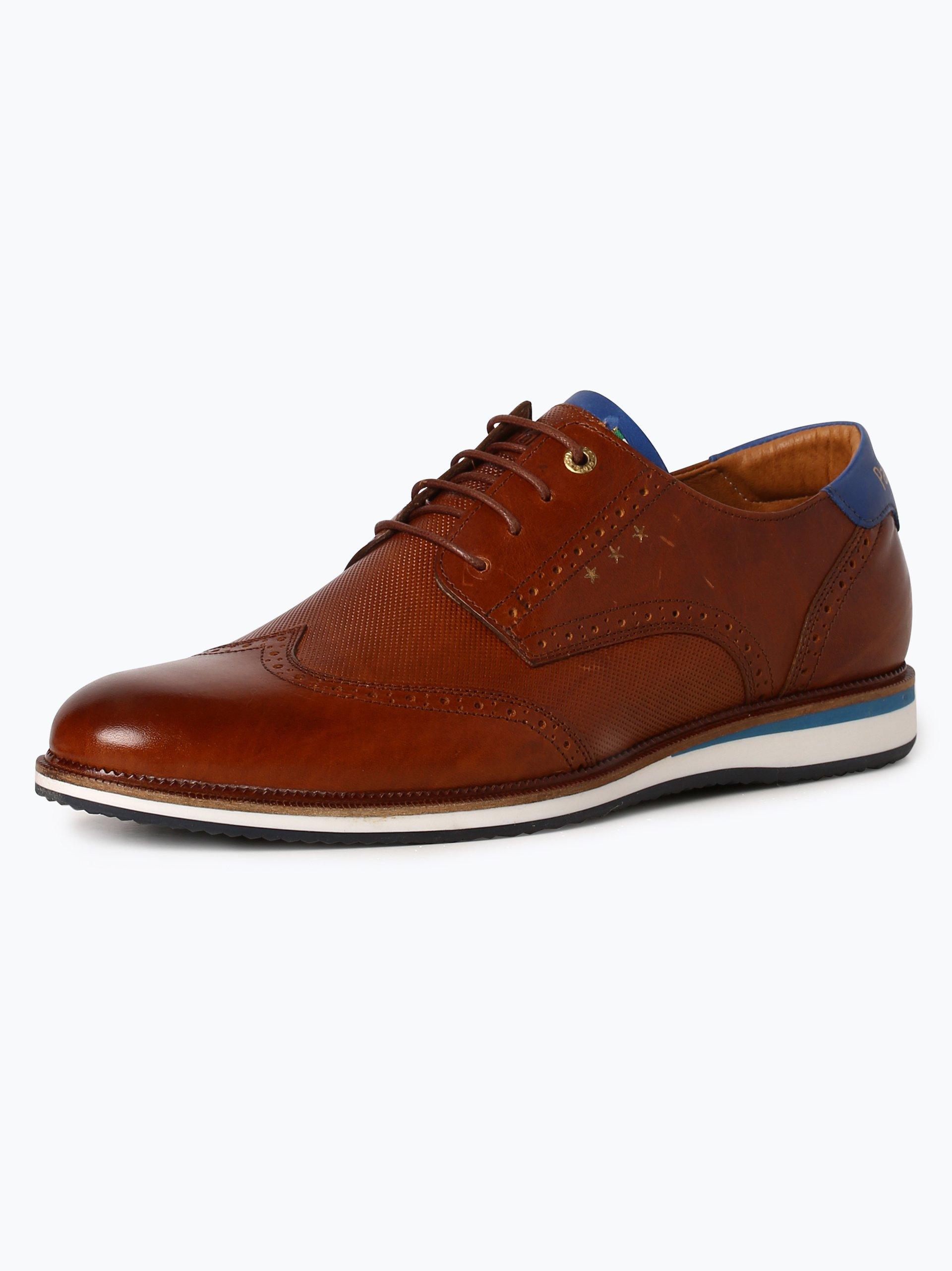 Pantofola d`Oro Herren Sneaker aus Leder - Rubicon