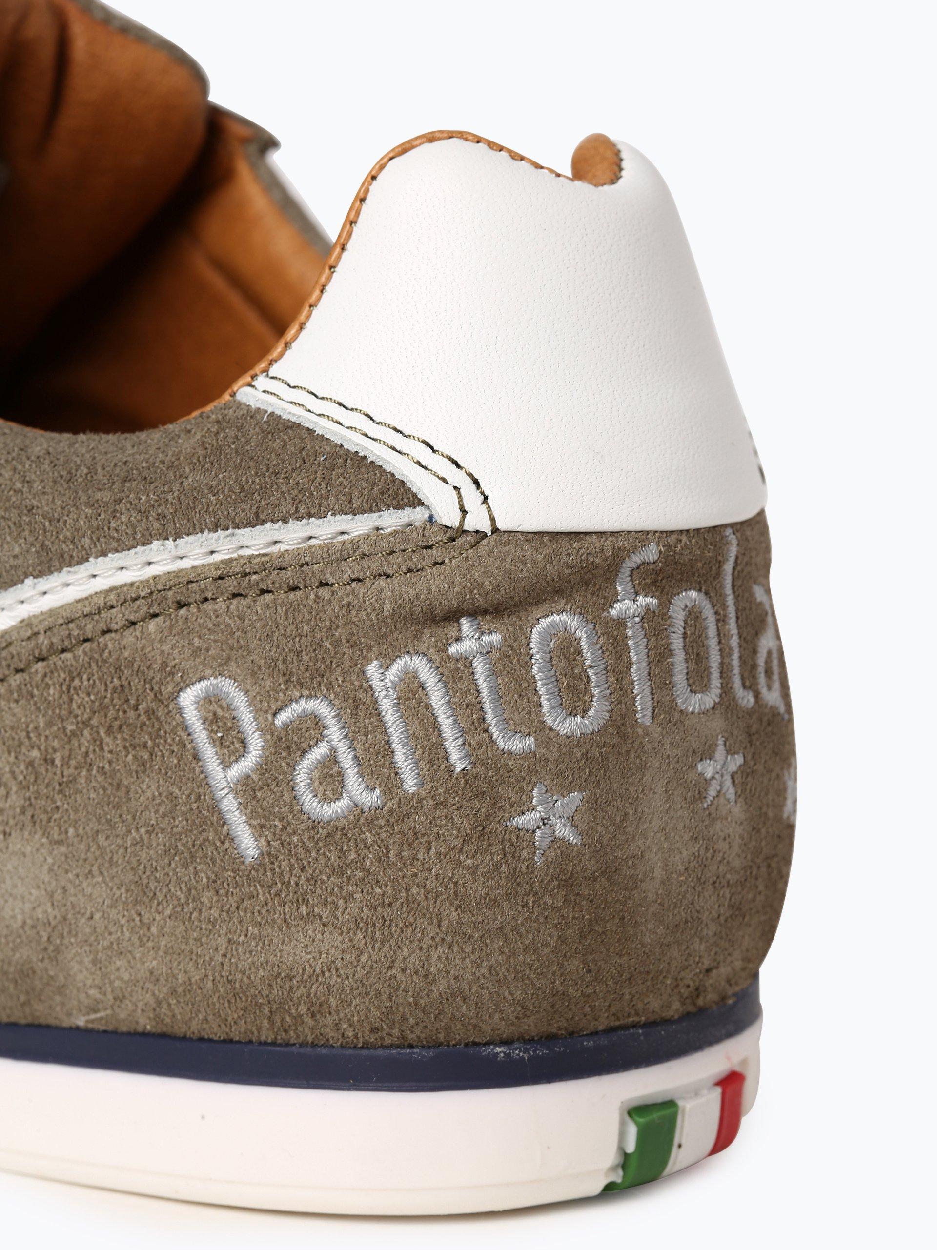 Pantofola d`Oro Herren Sneaker aus Leder - Vasto