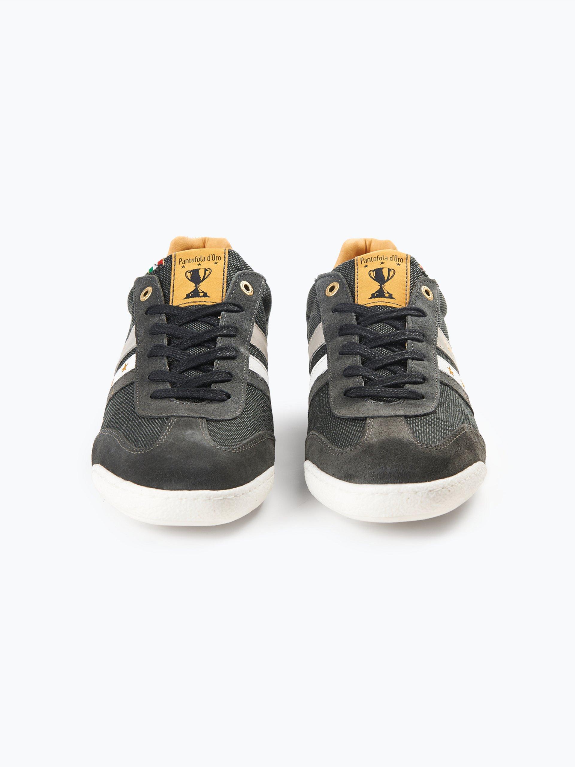 Pantofola d`Oro Herren Sneaker mit Leder-Anteil