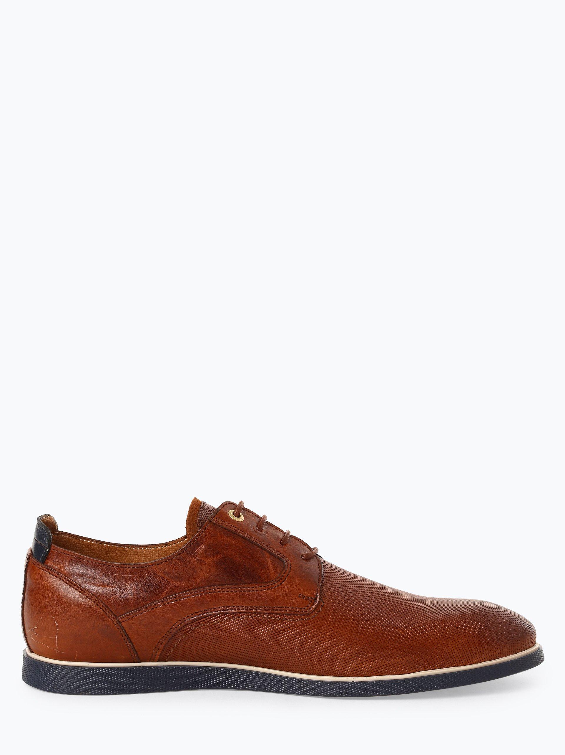 Pantofola d\'Oro Męskie buty sznurowane ze skóry – Urbino