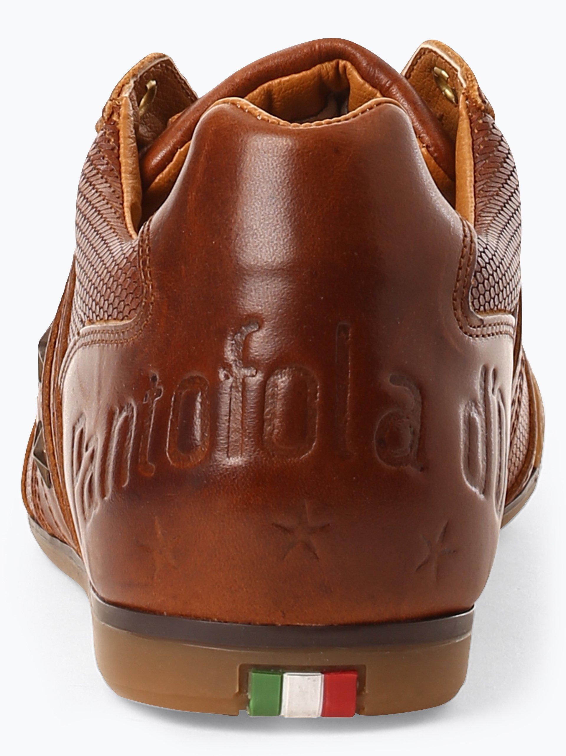 Pantofola d\'Oro Męskie tenisówki ze skóry – Imola