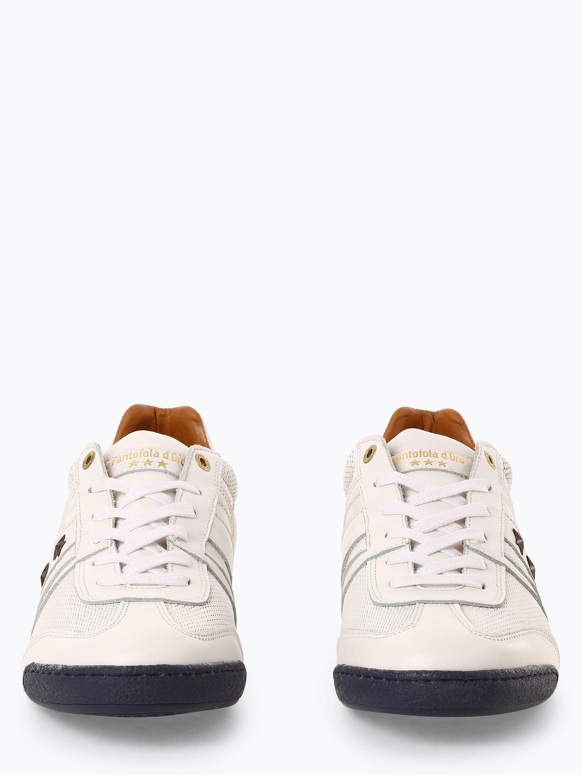 Pantofola d`Oro Męskie tenisówki ze skóry – Imola