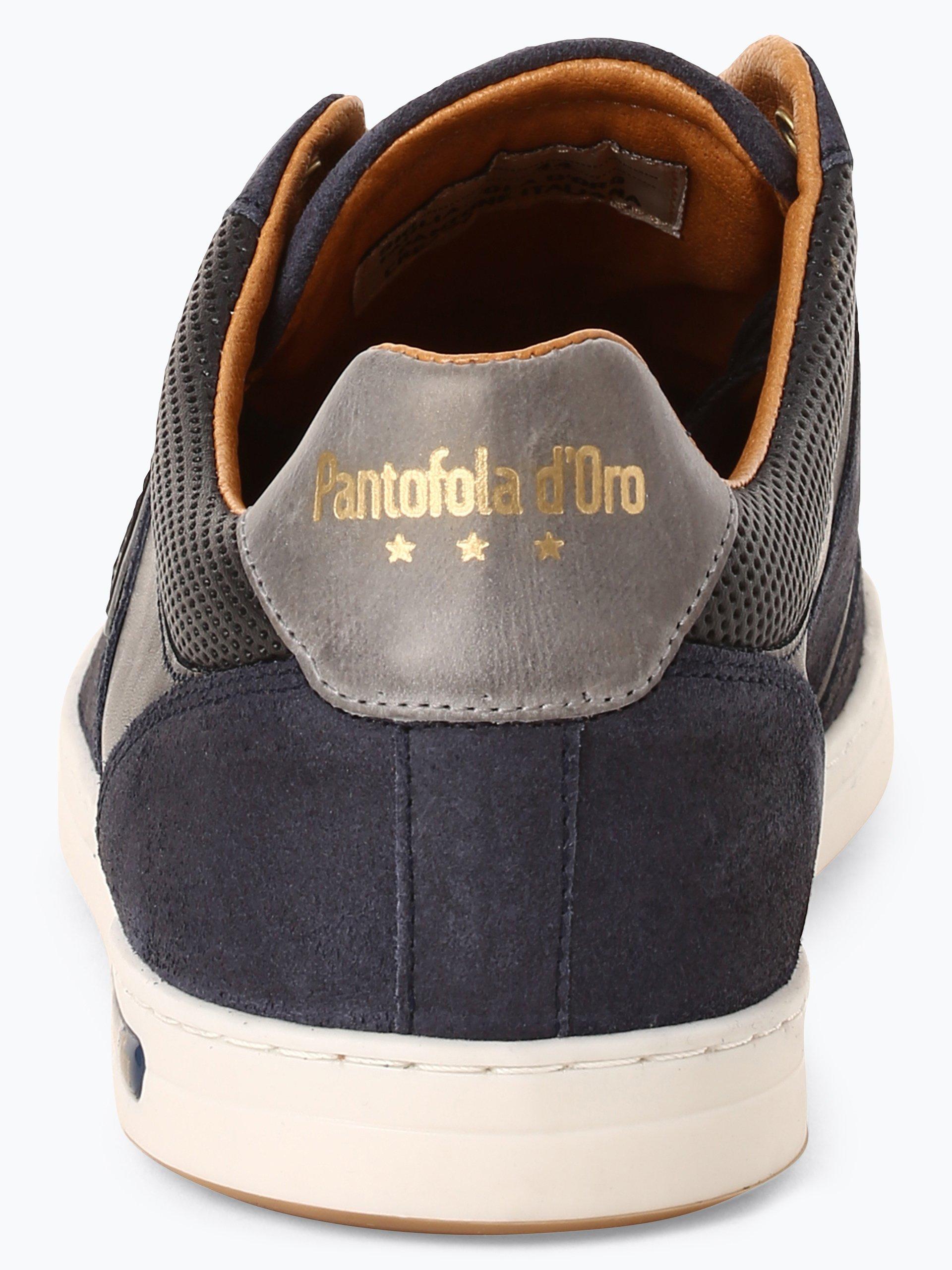 Pantofola d\'Oro Męskie tenisówki ze skóry – Milito
