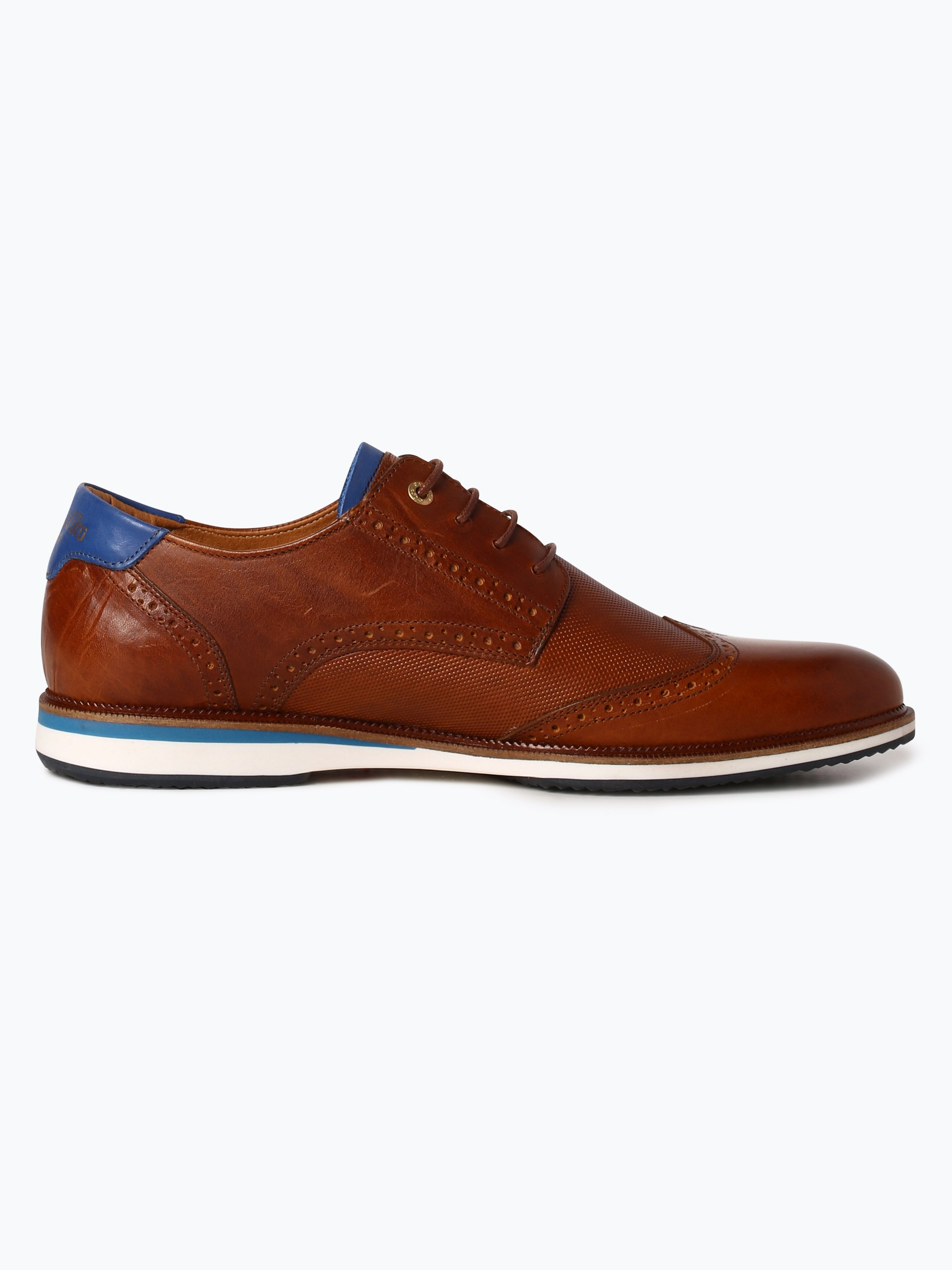Pantofola d`Oro Męskie tenisówki ze skóry – Rubicon