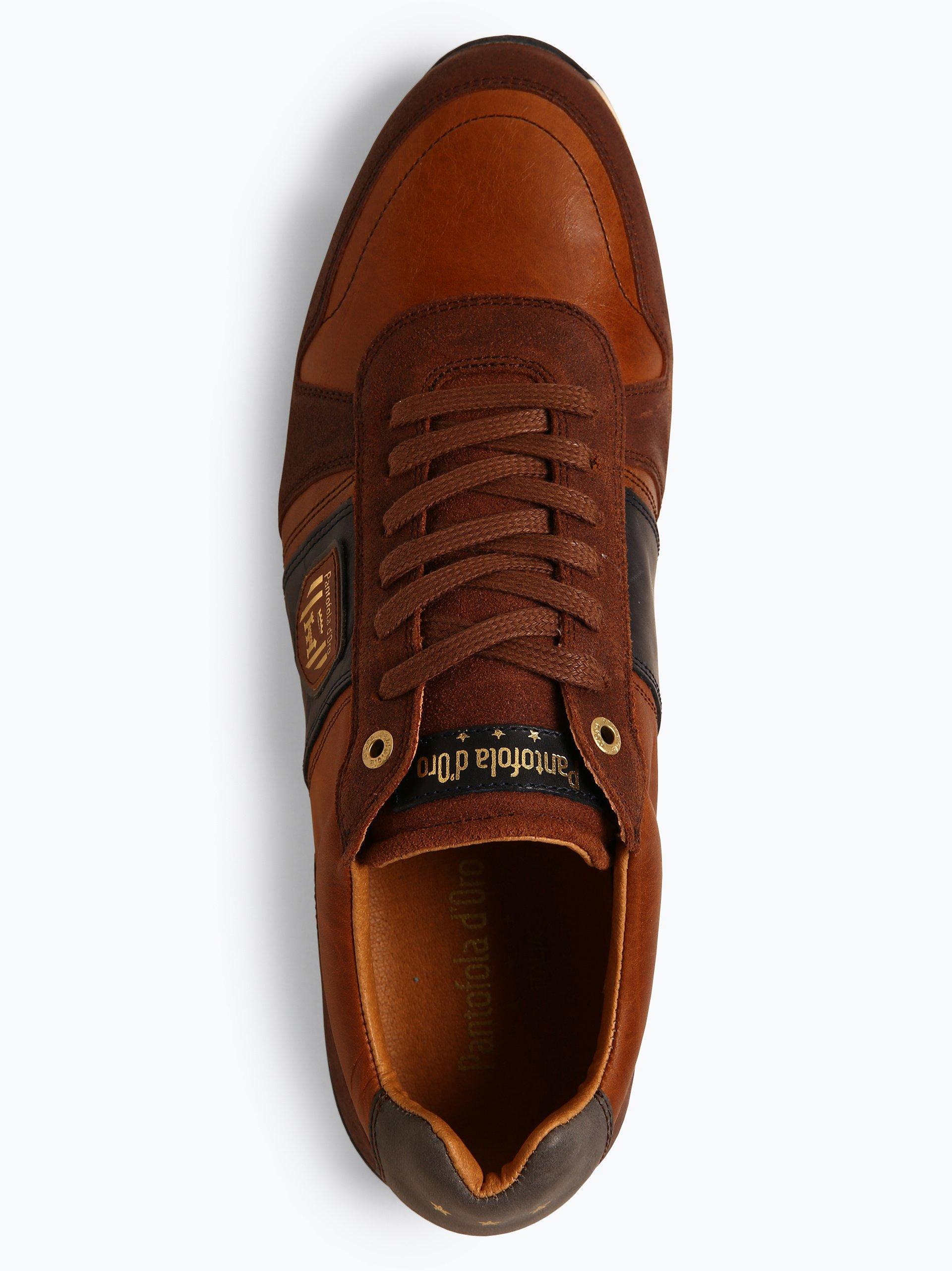 Pantofola d\'Oro Męskie tenisówki ze skóry – Umito Uomo Low
