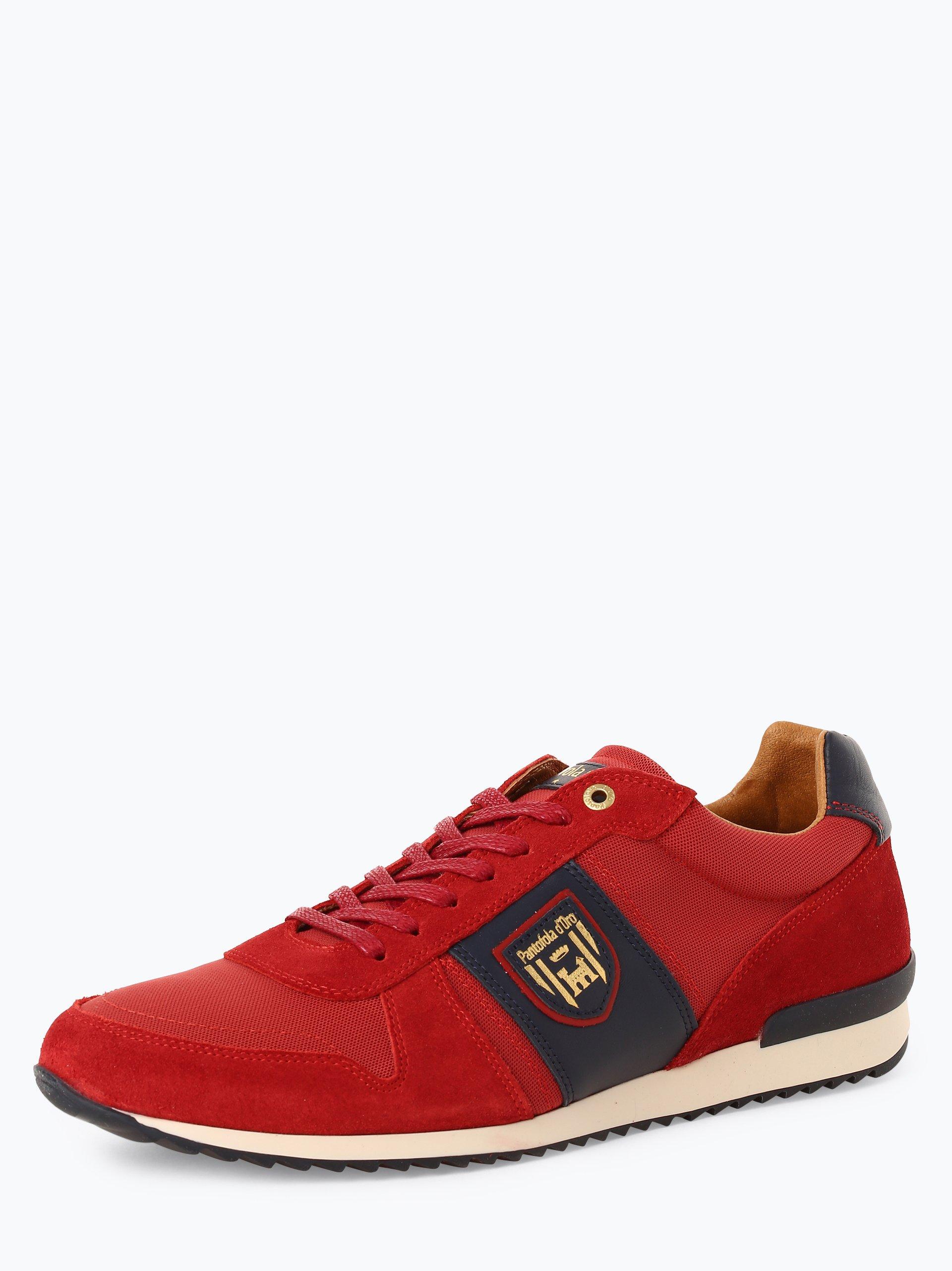 Pantofola d`Oro Tenisówki męskie z dodatkiem skóry – Umito