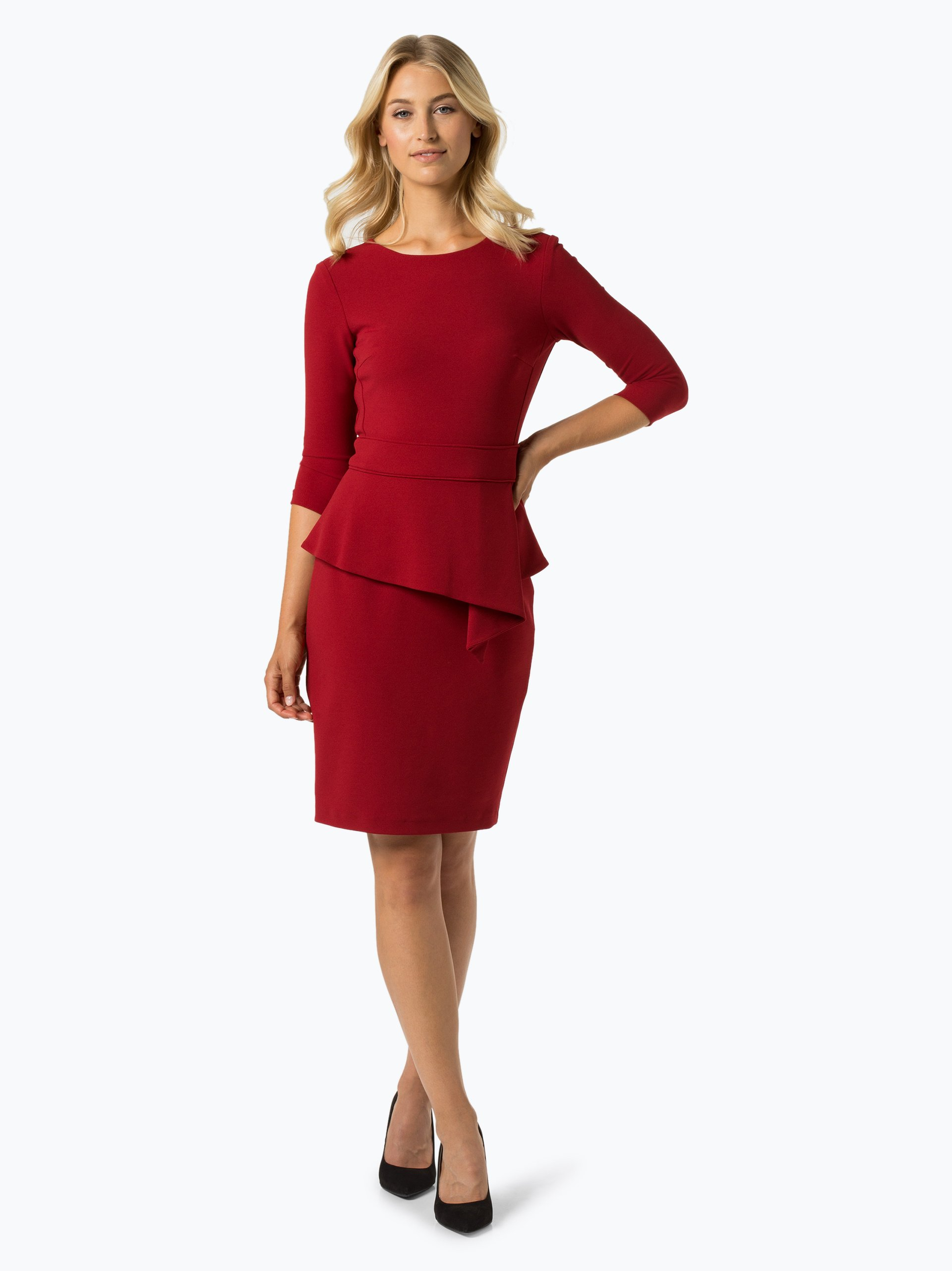 paradi damen kleid rot uni online kaufen peek und cloppenburg de. Black Bedroom Furniture Sets. Home Design Ideas