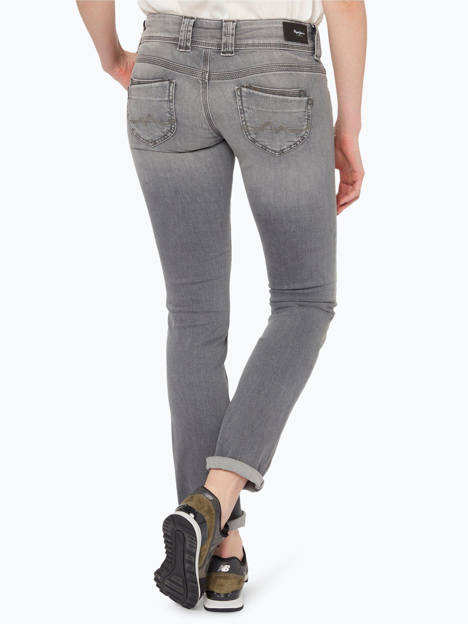 pepe jeans damen jeans venus online kaufen vangraaf com. Black Bedroom Furniture Sets. Home Design Ideas