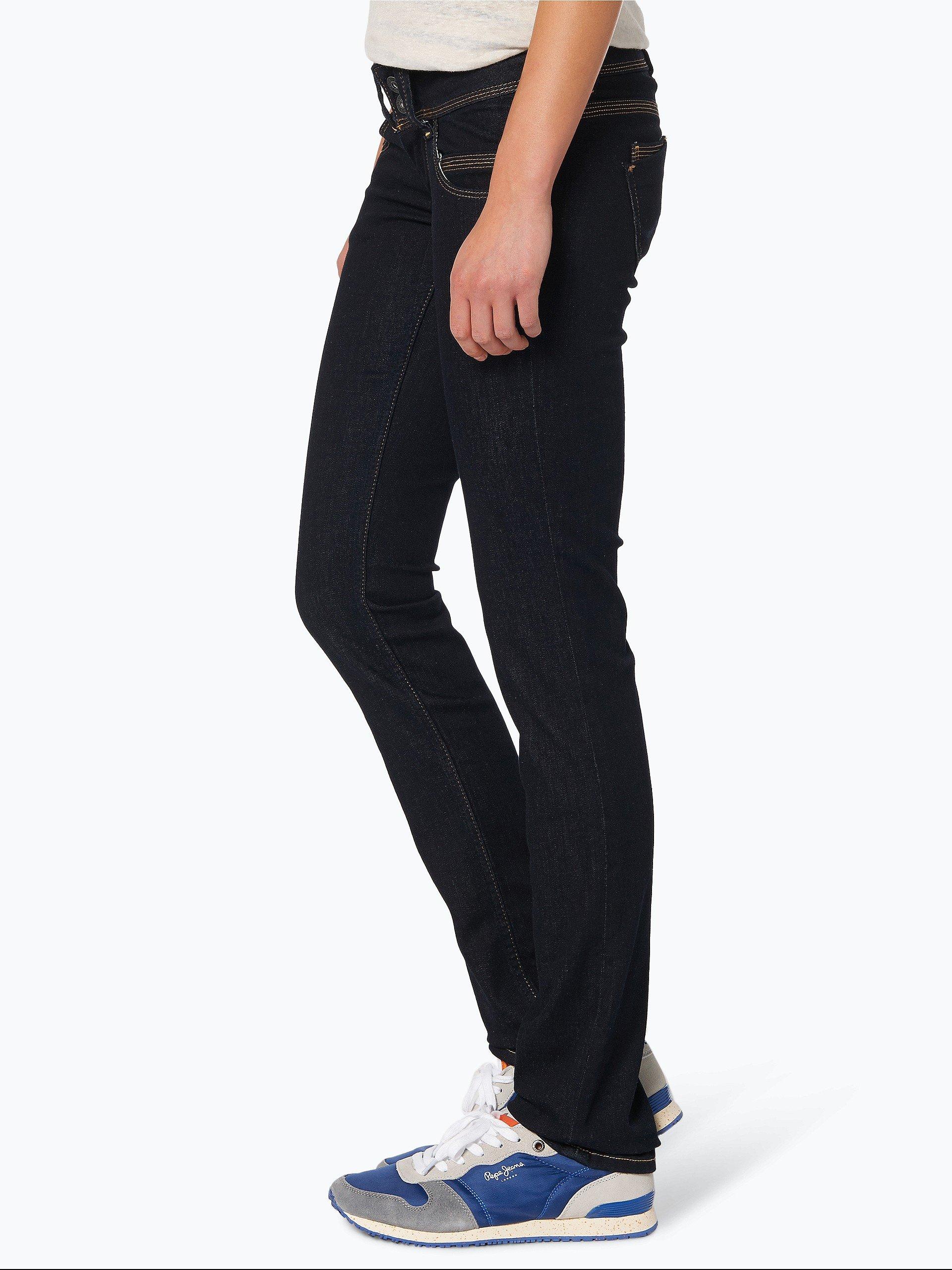 pepe jeans damen jeans venus blau uni online kaufen peek und cloppenburg de. Black Bedroom Furniture Sets. Home Design Ideas