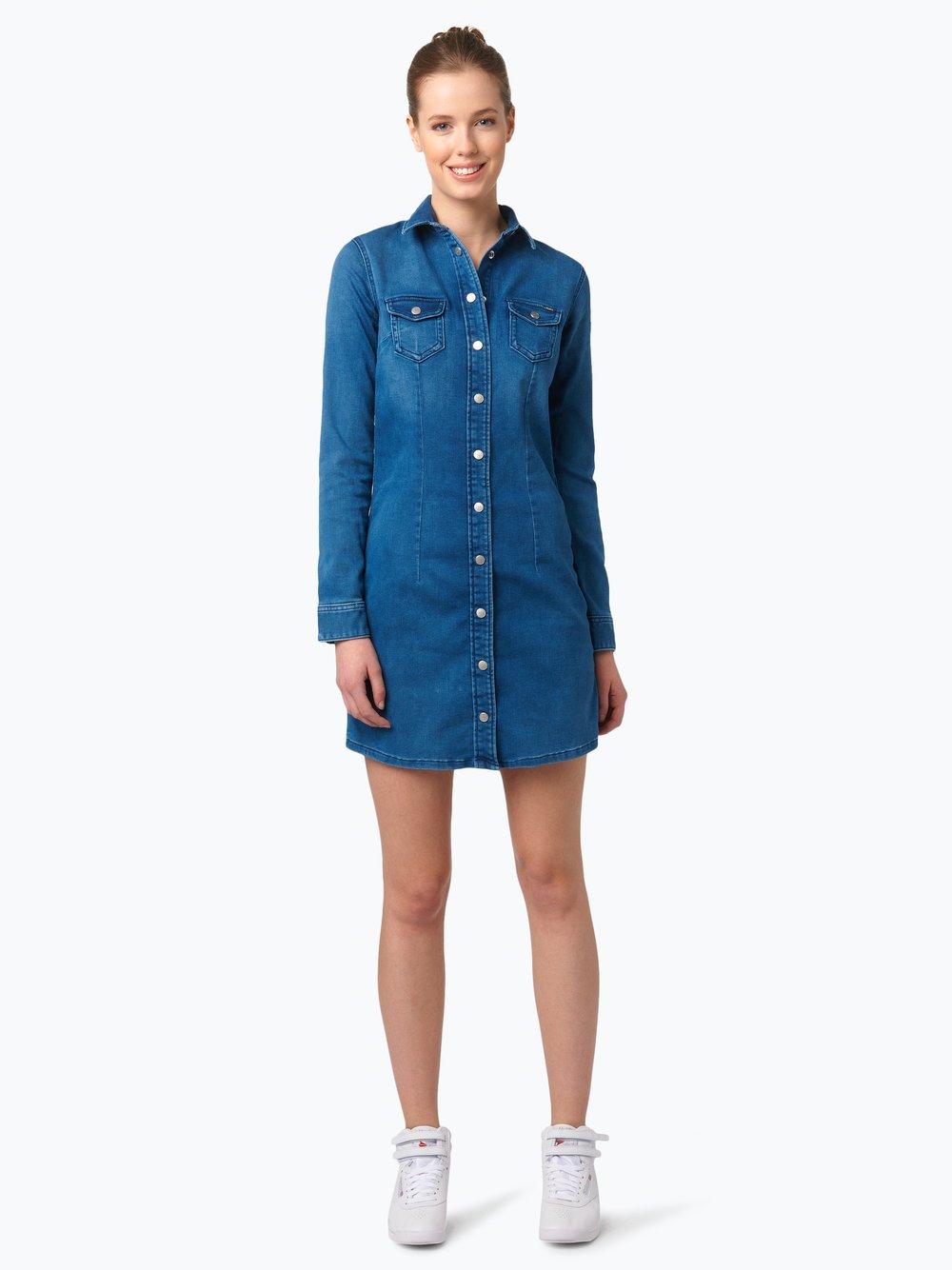 Pepe Jeans Damen Jeanskleid Cindy Online Kaufen Peek Und