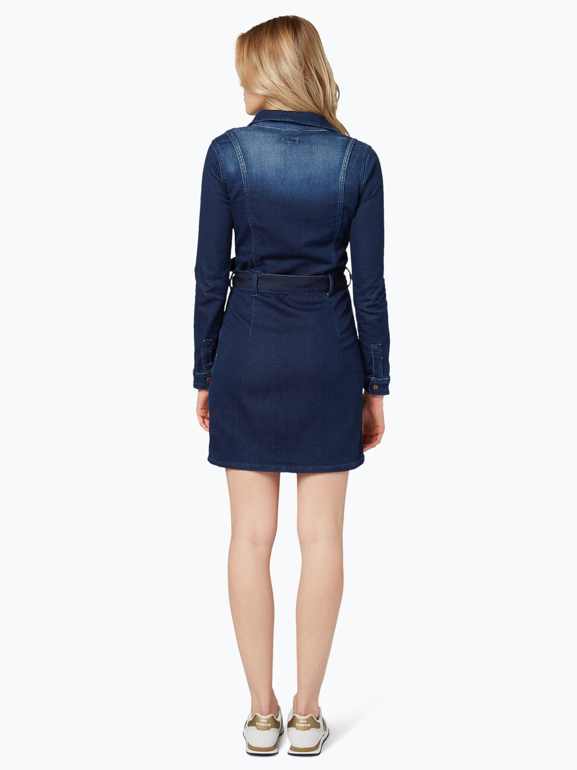 baf003c25c56 Pepe Jeans Damen Jeanskleid- Nicole online kaufen   VANGRAAF.COM