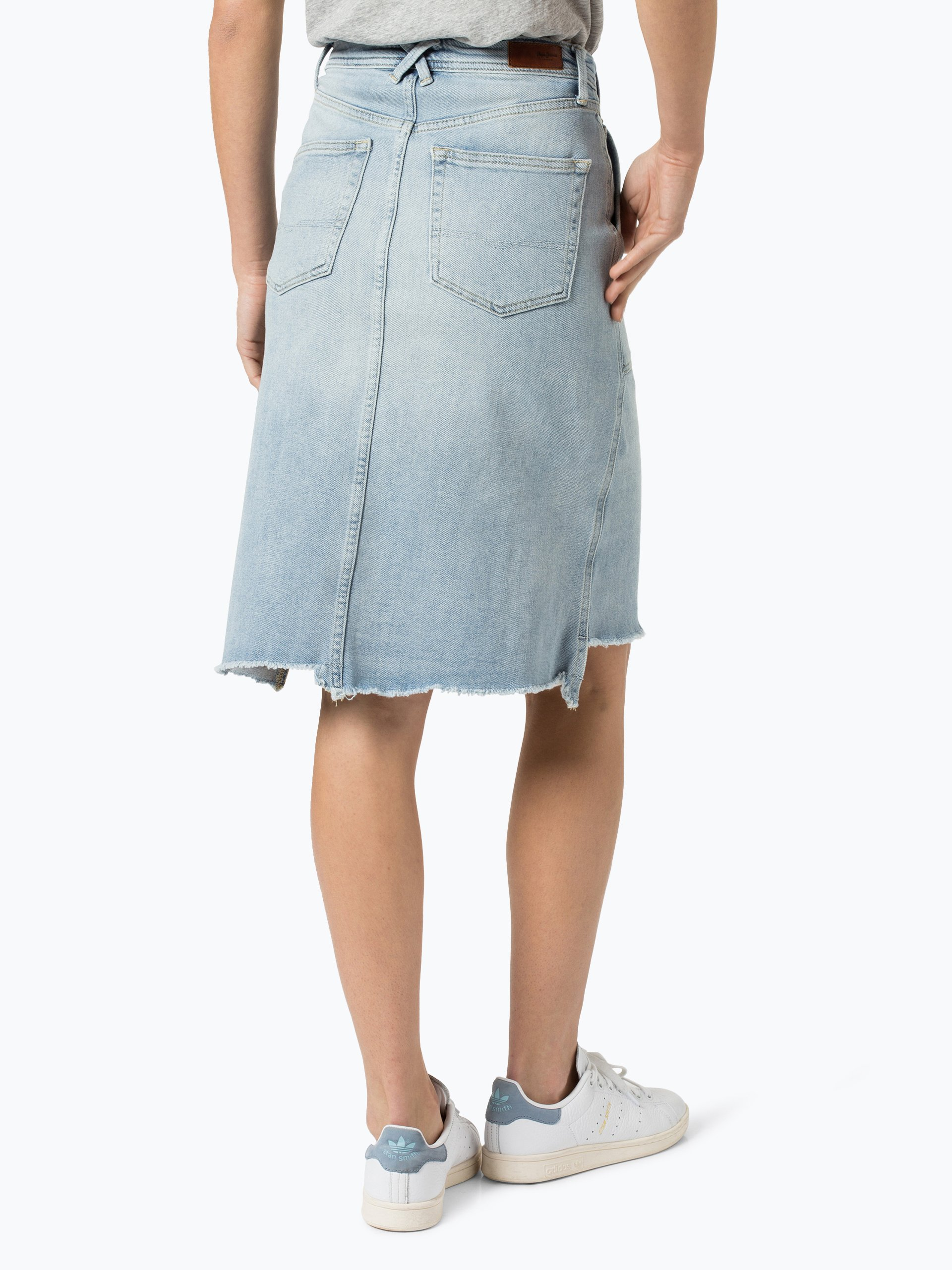 pepe jeans damen jeansrock 2 online kaufen peek und cloppenburg de. Black Bedroom Furniture Sets. Home Design Ideas