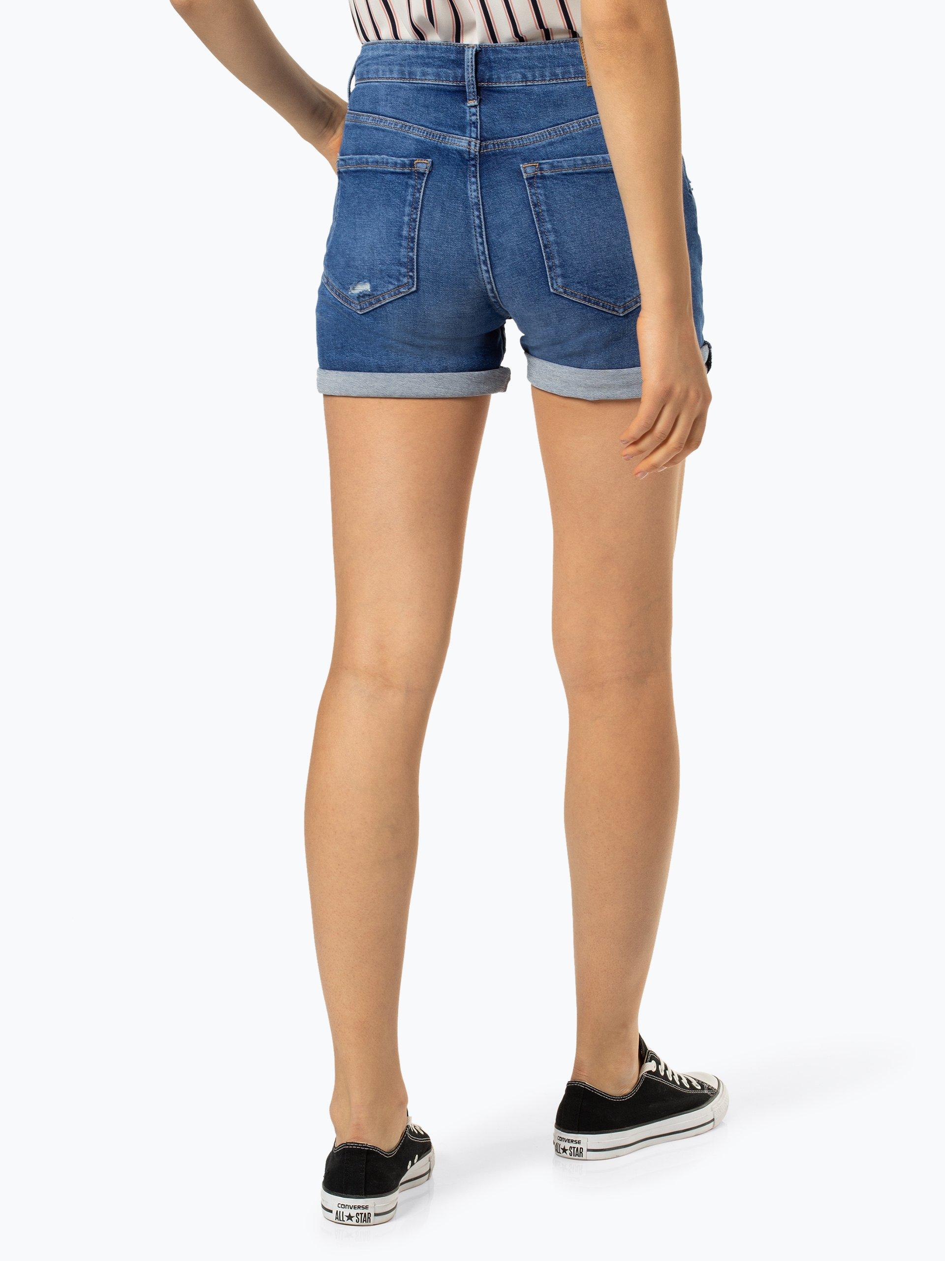 Pepe Jeans Damen Jeansshorts - Mary