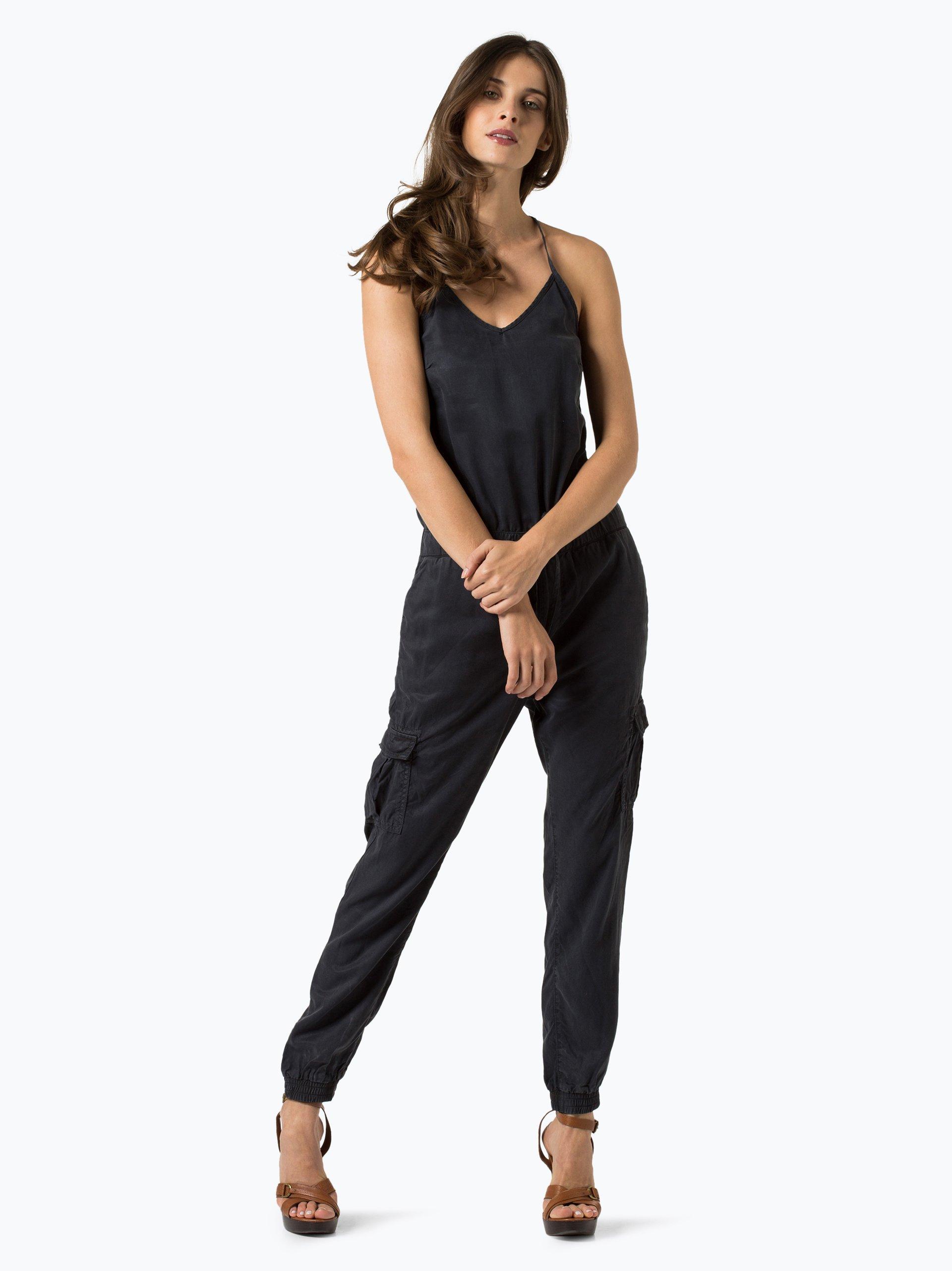 pepe jeans damen jumpsuit quest anthrazit uni online kaufen vangraaf com. Black Bedroom Furniture Sets. Home Design Ideas