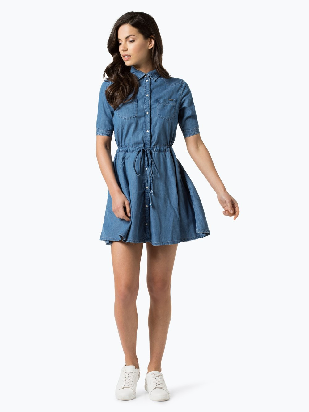 Pepe Jeans Damen Kleid Marta Online Kaufen Peek Und