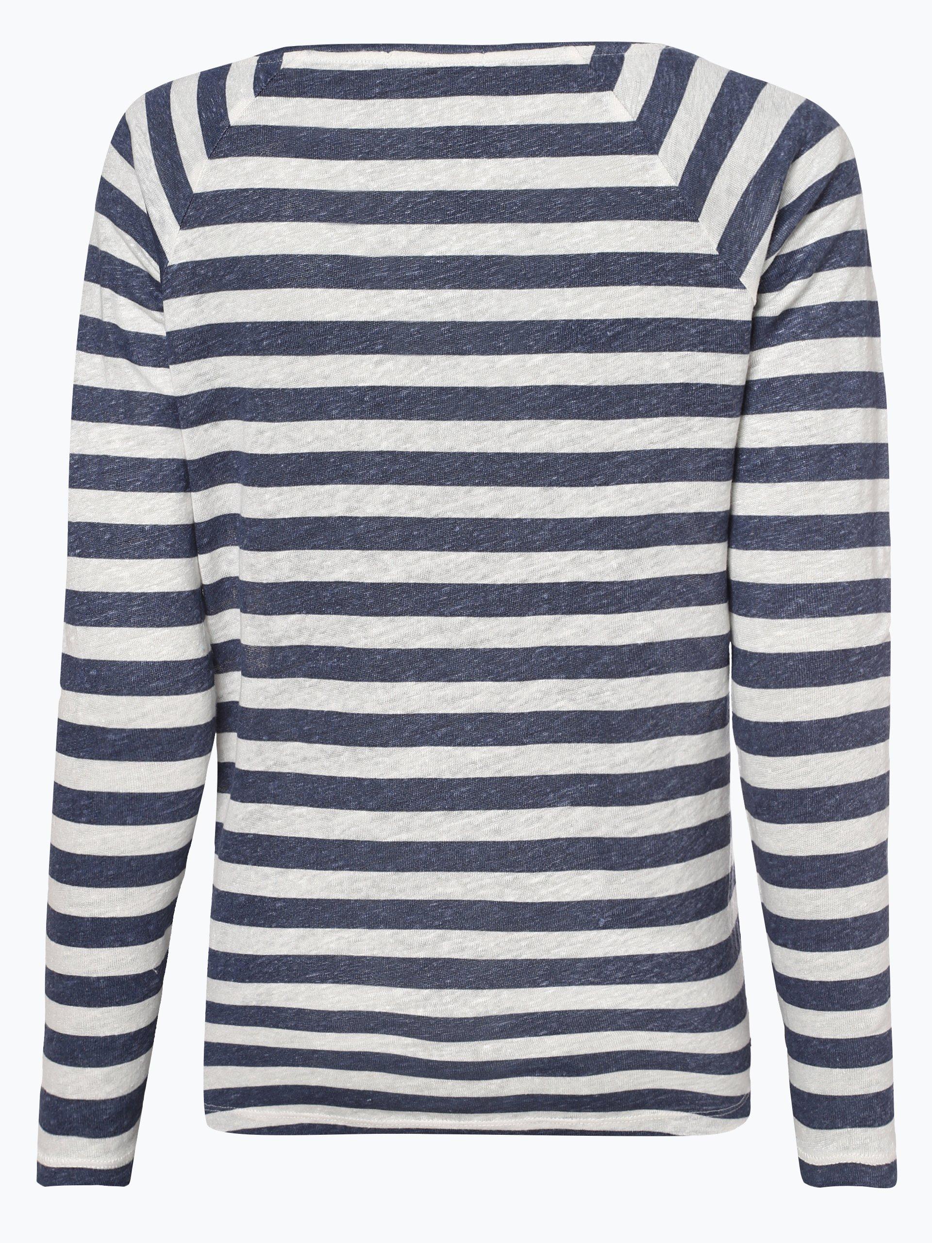 Pepe Jeans Damen Langarmshirt aus Leinen - Daisy