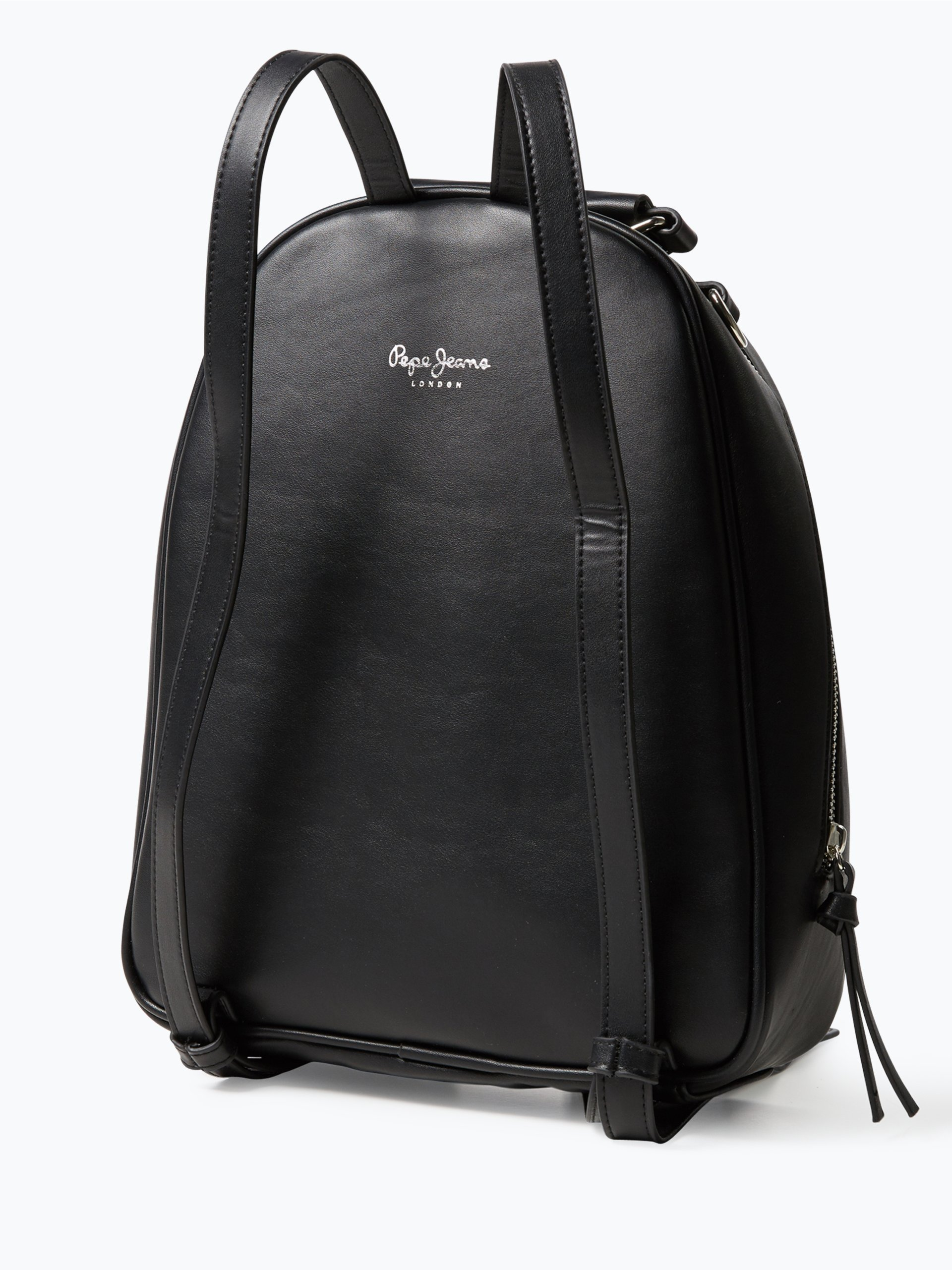pepe jeans damen rucksack clara schwarz uni online kaufen peek und cloppenburg de. Black Bedroom Furniture Sets. Home Design Ideas