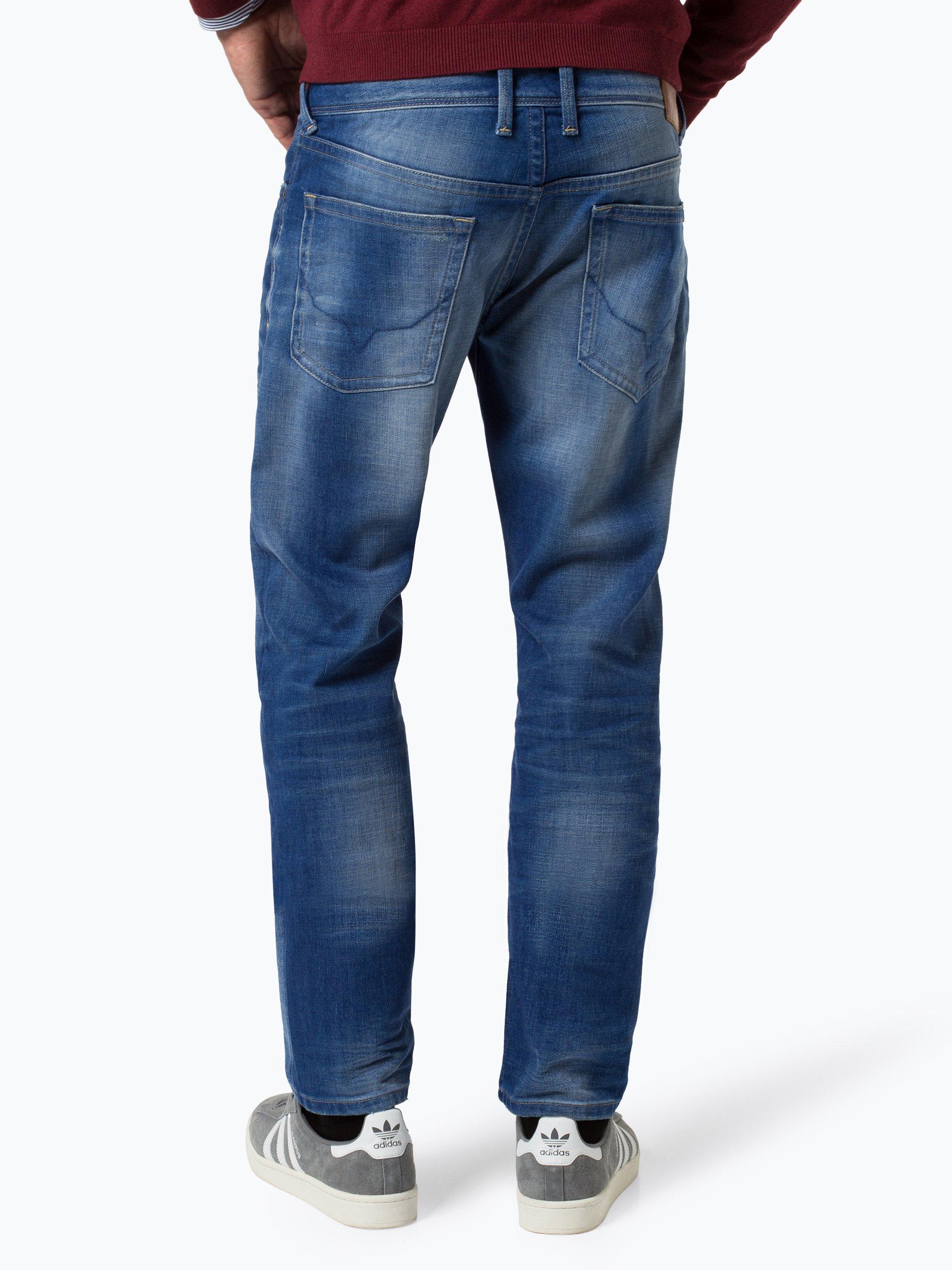 pepe jeans herren jeans hatch denim uni online kaufen vangraaf com. Black Bedroom Furniture Sets. Home Design Ideas