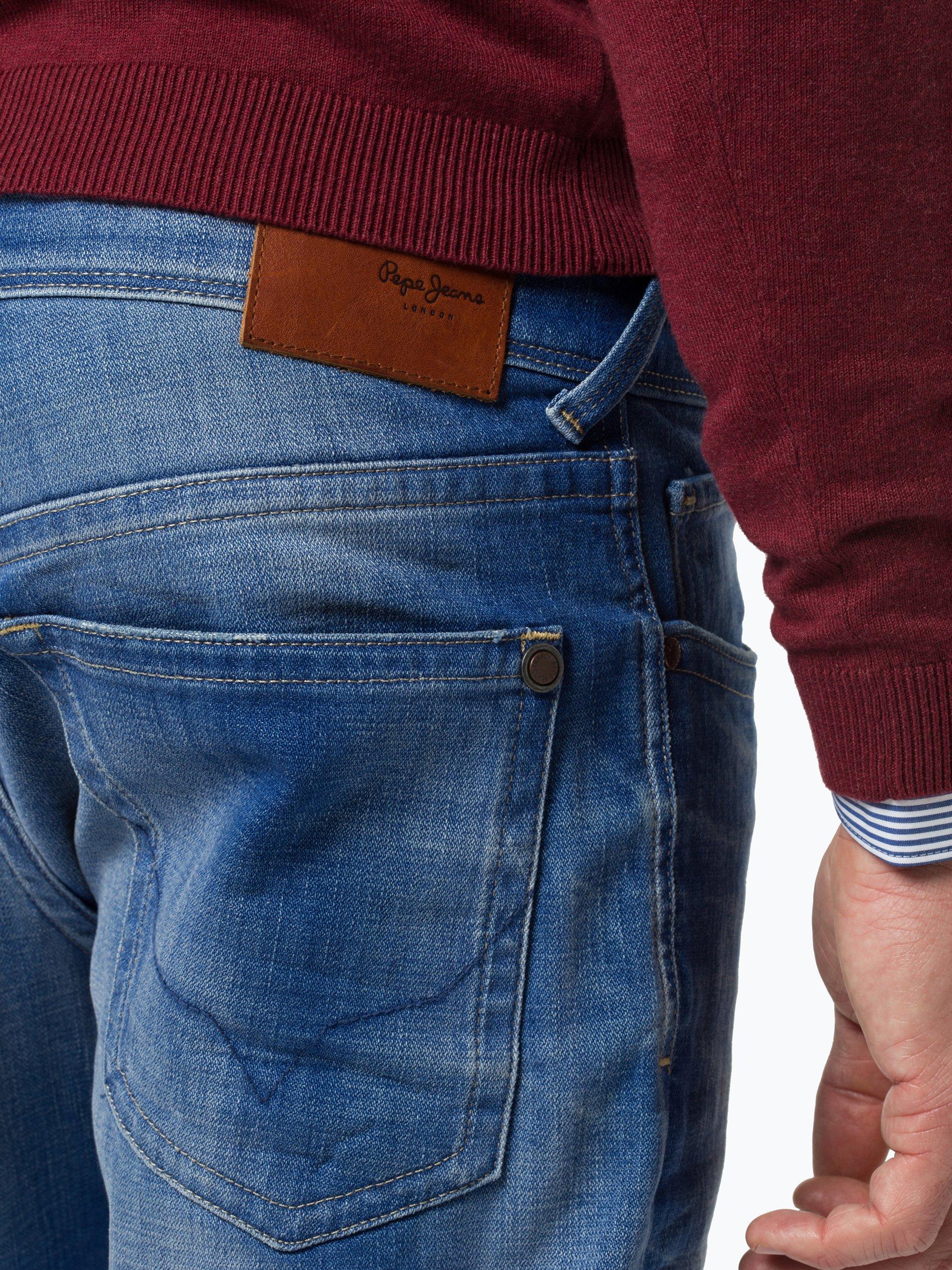 pepe jeans herren jeans hatch denim uni online kaufen peek und cloppenburg de. Black Bedroom Furniture Sets. Home Design Ideas