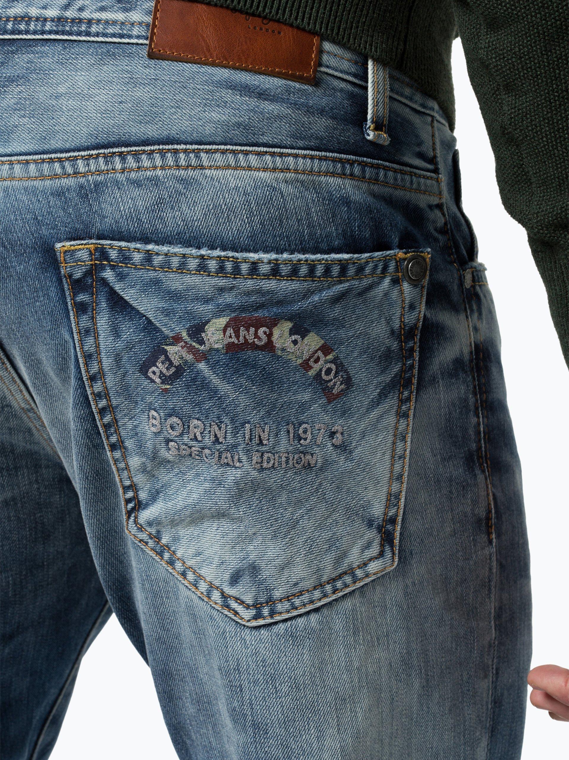 pepe jeans herren jeans men edition online kaufen vangraaf com. Black Bedroom Furniture Sets. Home Design Ideas