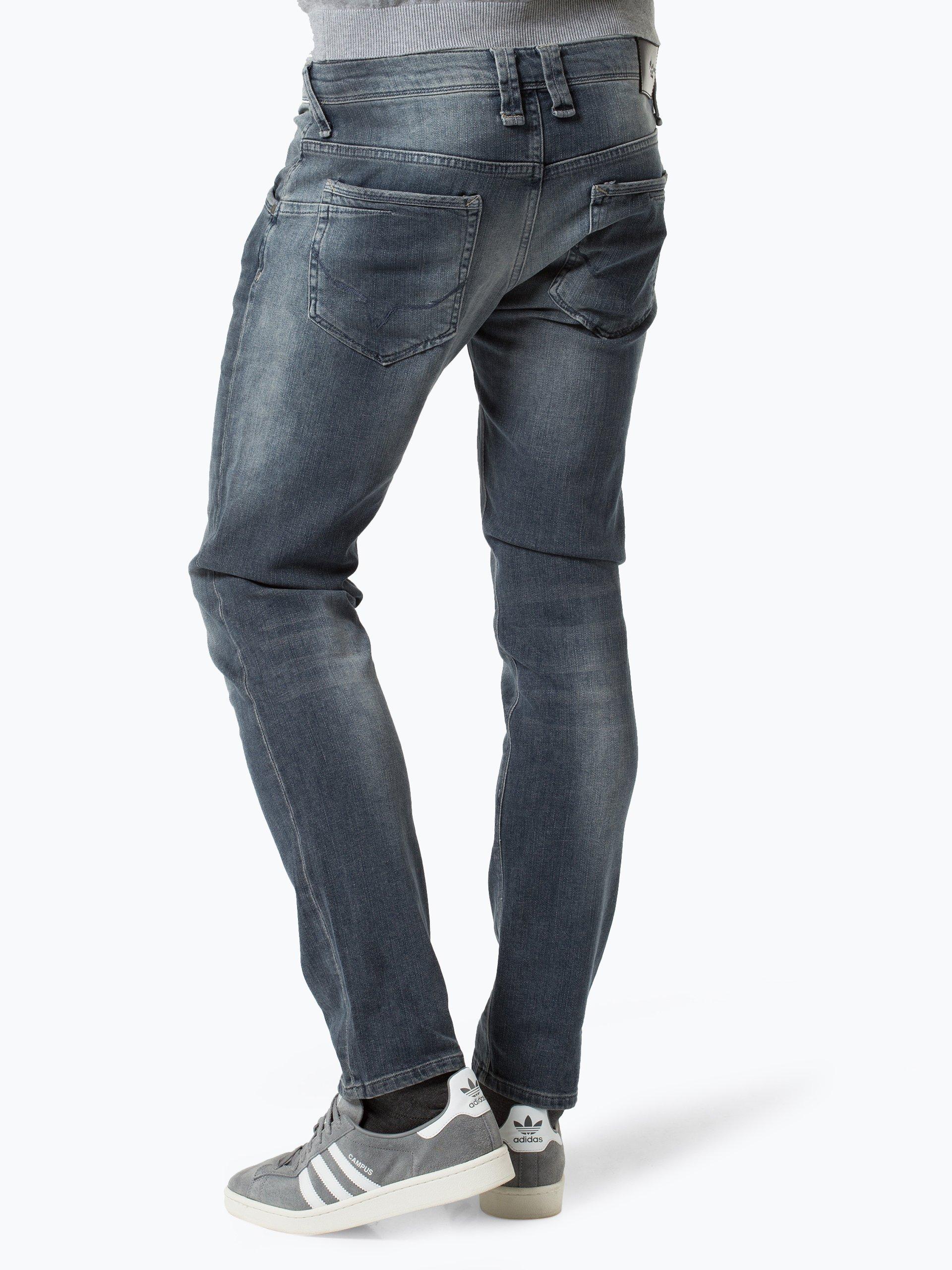 pepe jeans herren jeans zinc medium stone light stone uni online kaufen vangraaf com. Black Bedroom Furniture Sets. Home Design Ideas