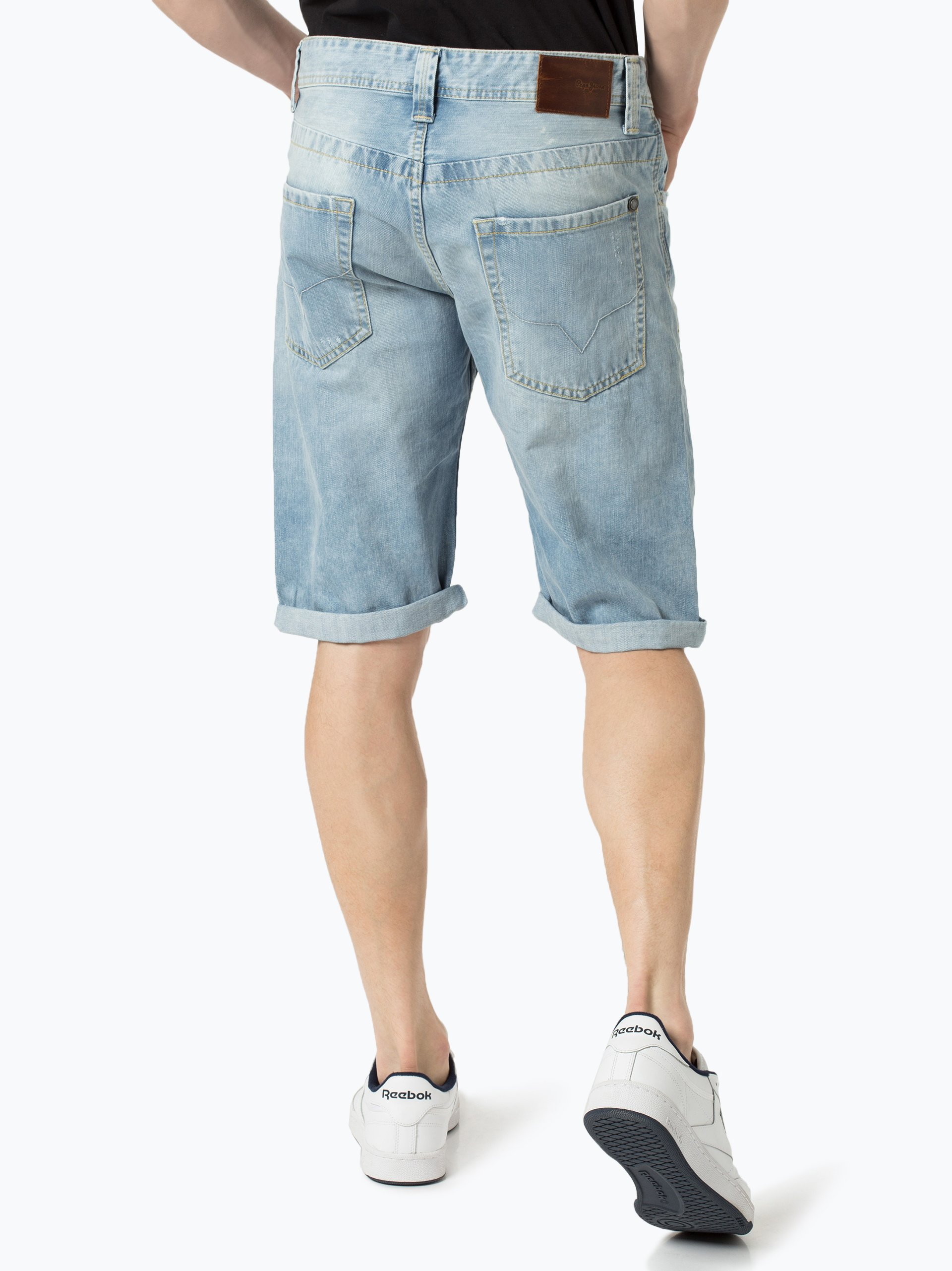 Pepe Jeans Herren Jeansshorts - Cash