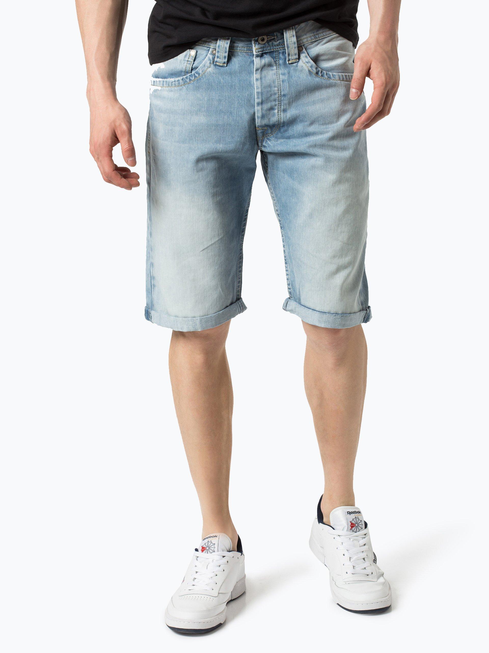 pepe jeans herren jeansshorts cash 2 online kaufen peek und cloppenburg de. Black Bedroom Furniture Sets. Home Design Ideas