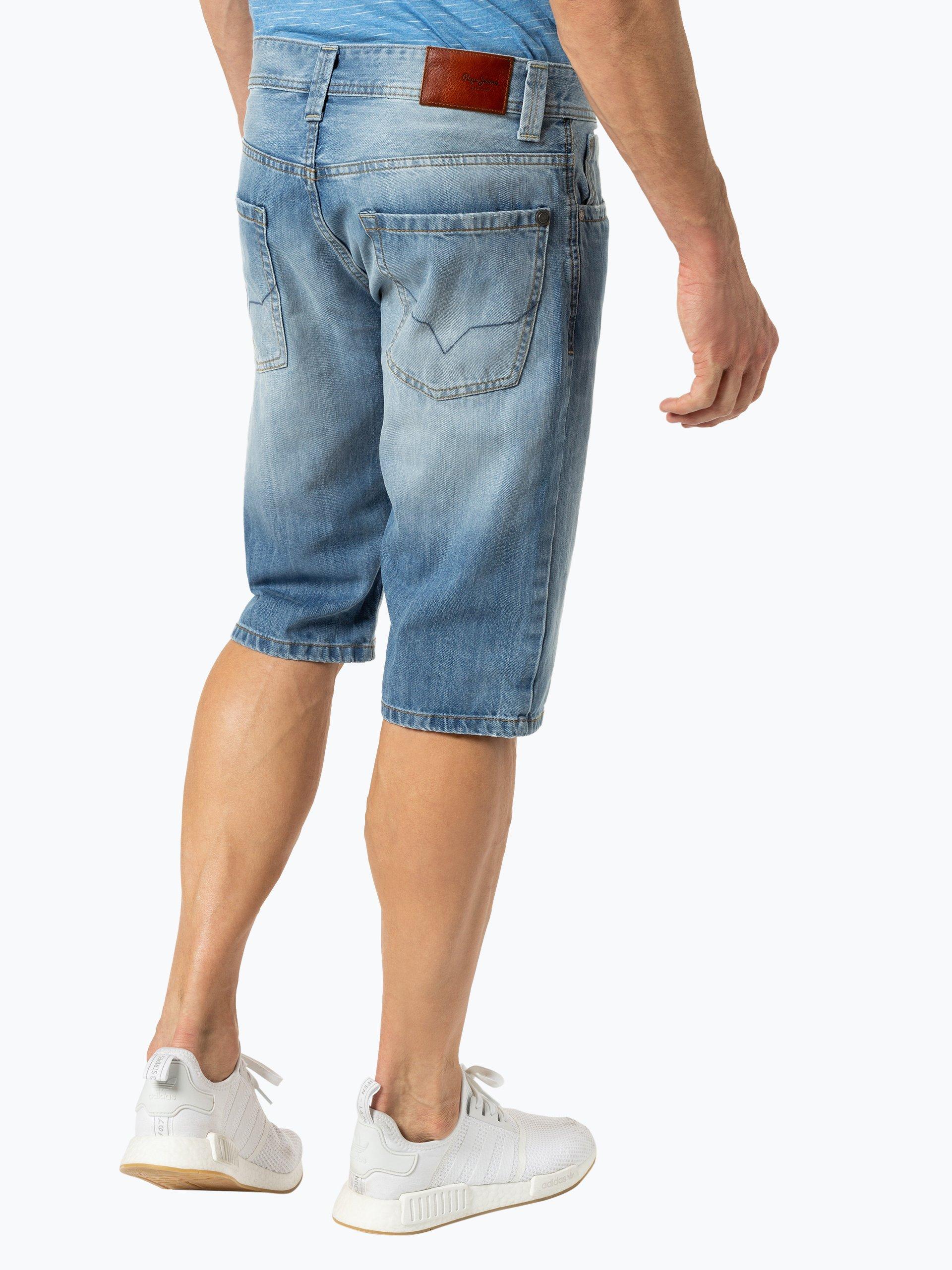 Pepe Jeans Herren Jeansshorts