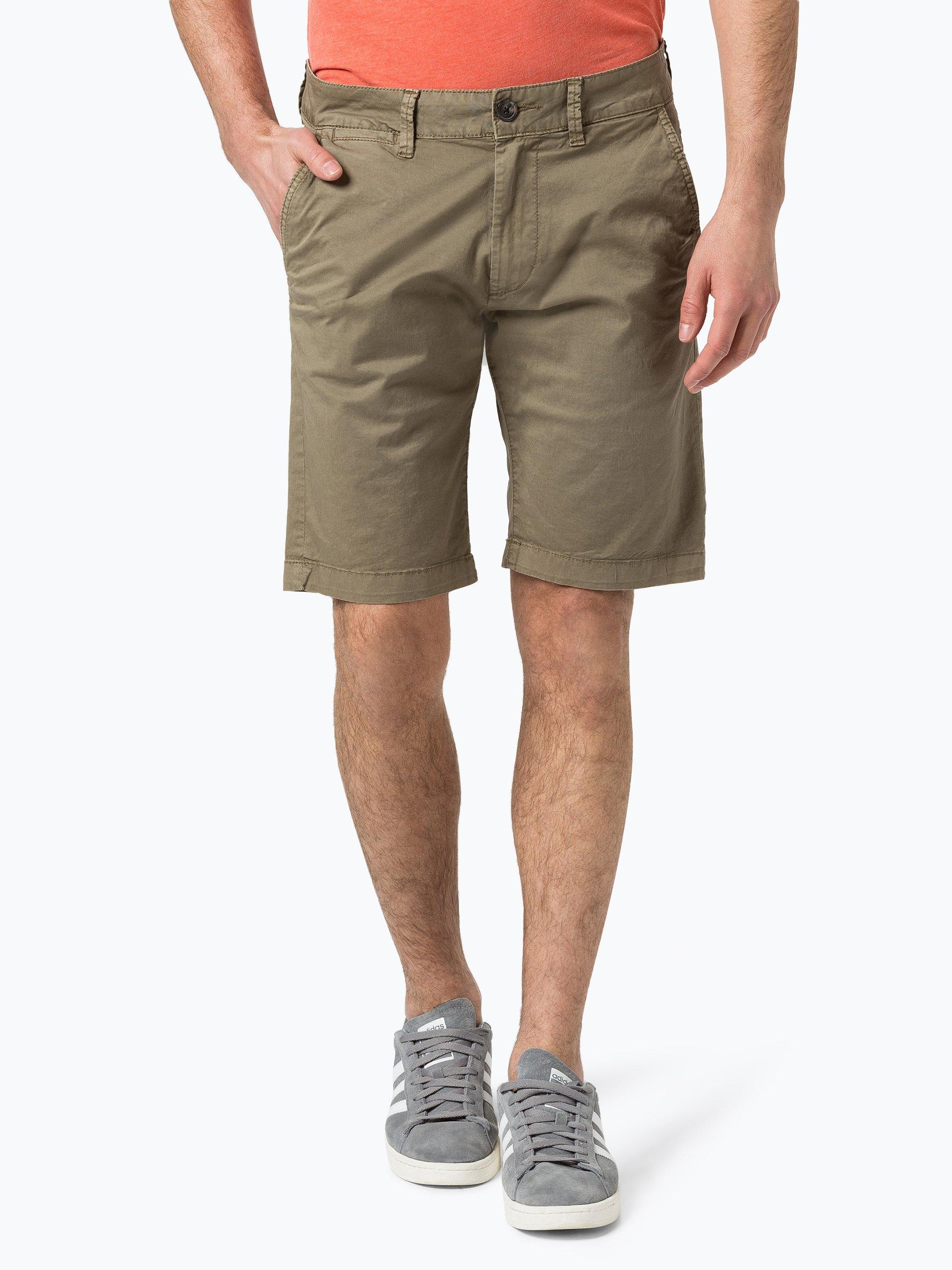 pepe jeans herren shorts mc queen oliv uni online kaufen peek und cloppenburg de. Black Bedroom Furniture Sets. Home Design Ideas