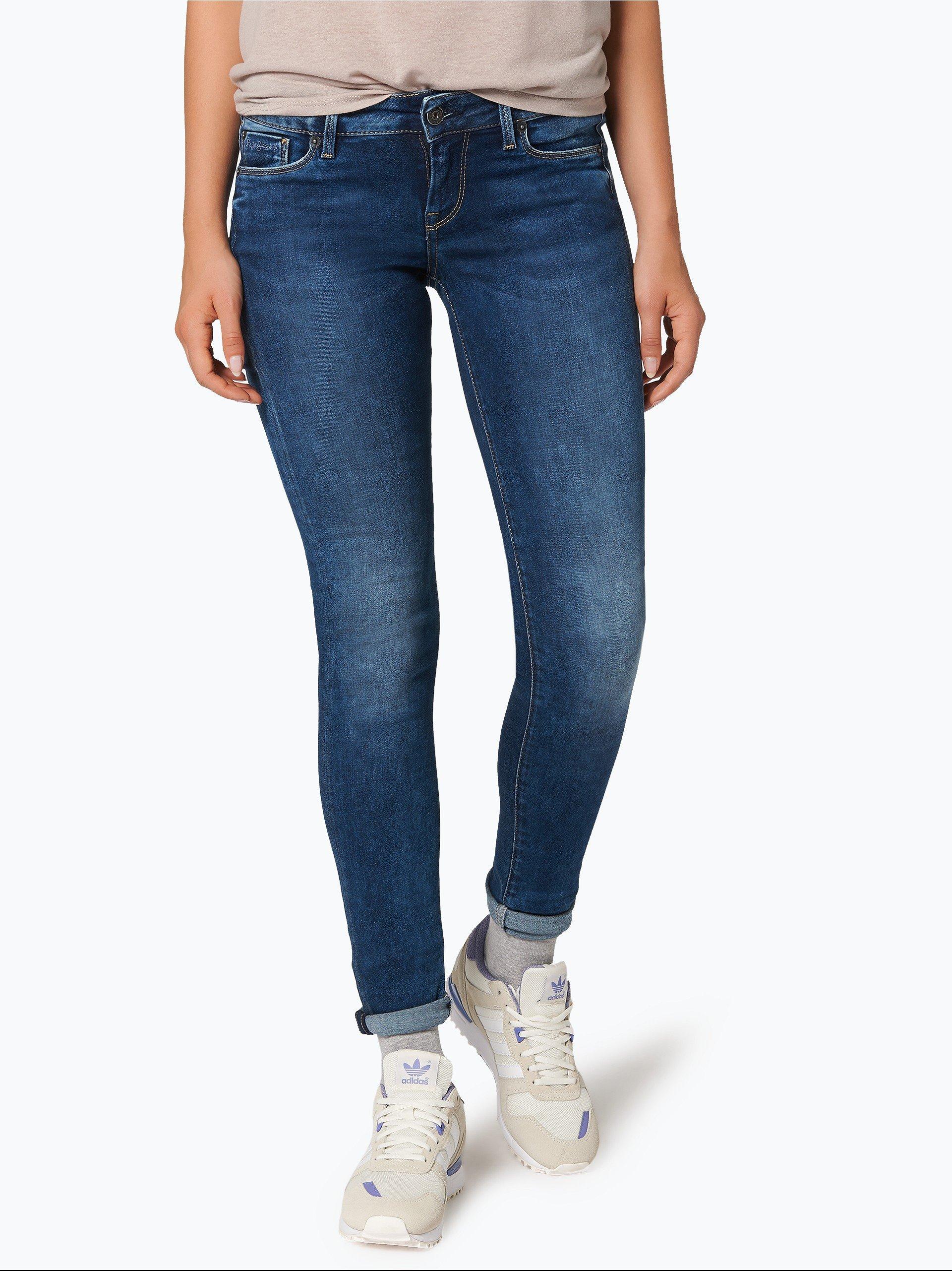 pepe jeans jeansy damskie soho kup online vangraaf com. Black Bedroom Furniture Sets. Home Design Ideas