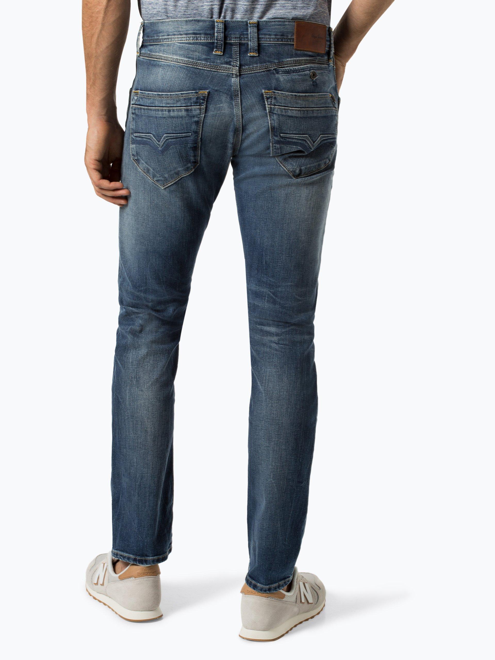 Pepe Jeans Jeansy męskie – Spike