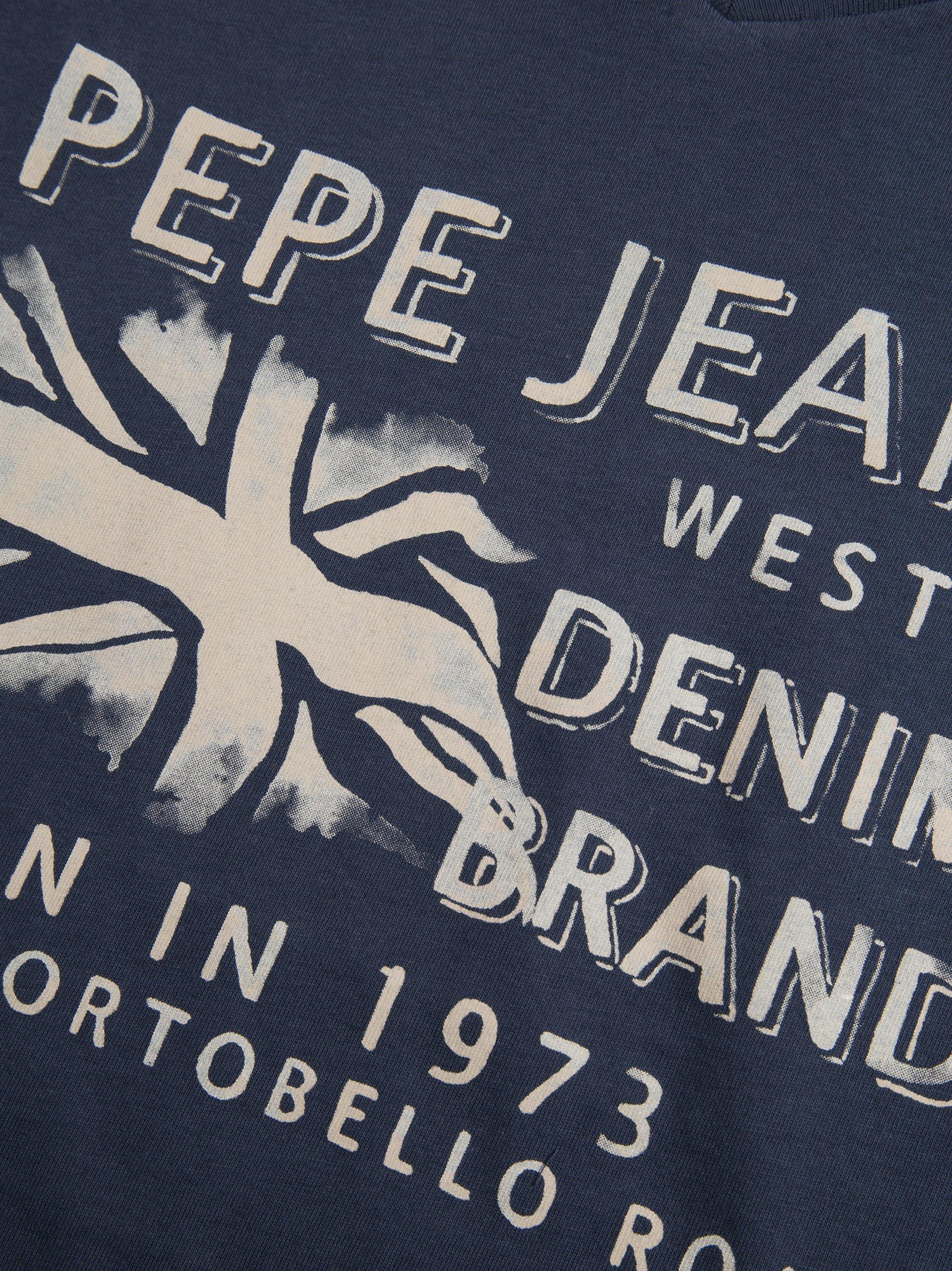 Pepe Jeans Jungen T-Shirt - Fabio