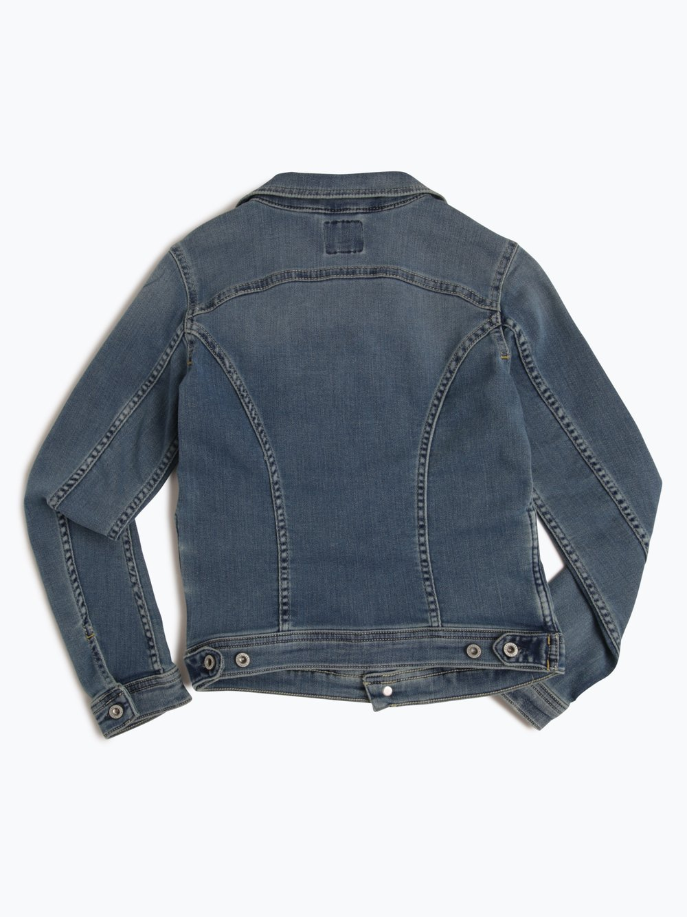 pepe jeans london stoff jacken