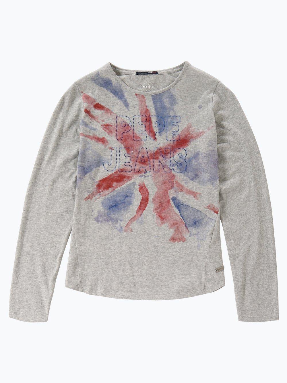 Pepe Jeans Mädchen Langarmshirt - Janis Jr online kaufen   VANGRAAF.COM b14cc3b69a