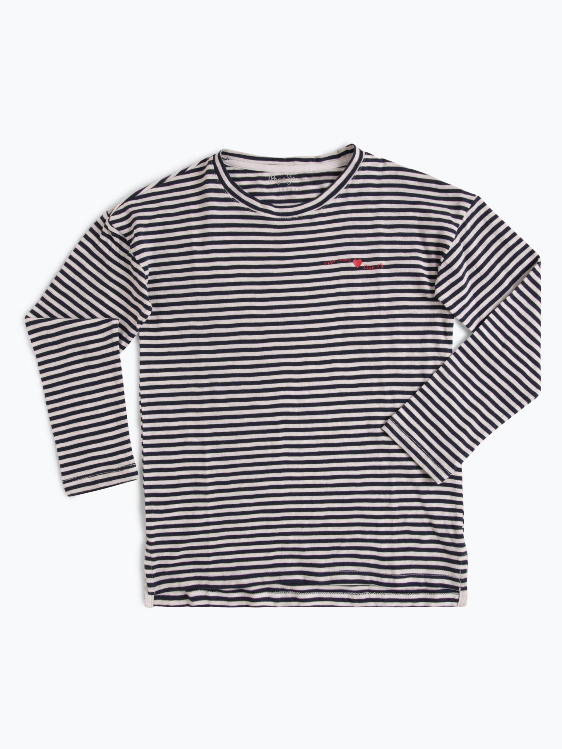 Pepe Jeans Mädchen Langarmshirt