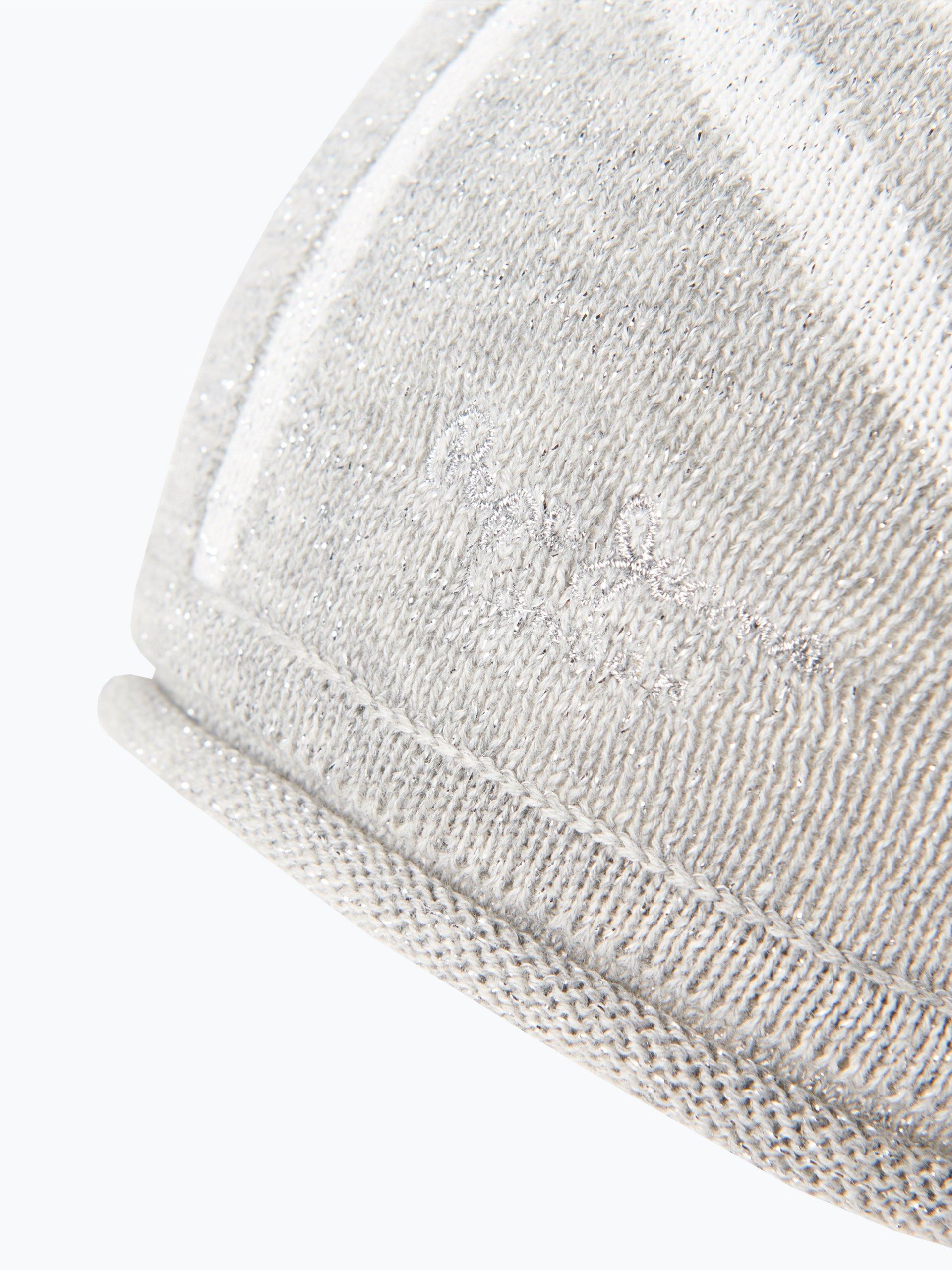 pepe jeans m dchen m tze dulce beanie grau uni online. Black Bedroom Furniture Sets. Home Design Ideas